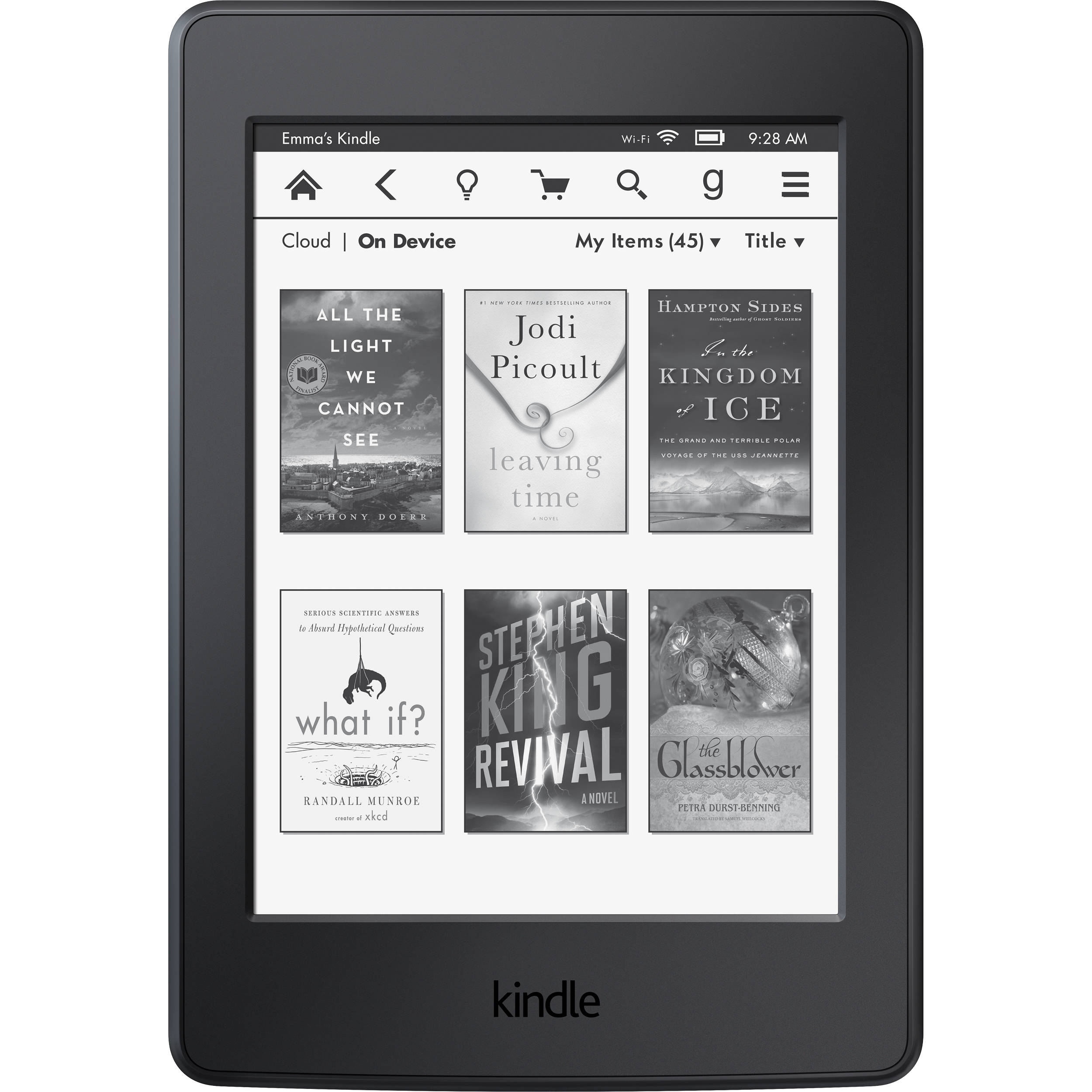 How to Share Books on Kindle forecasting