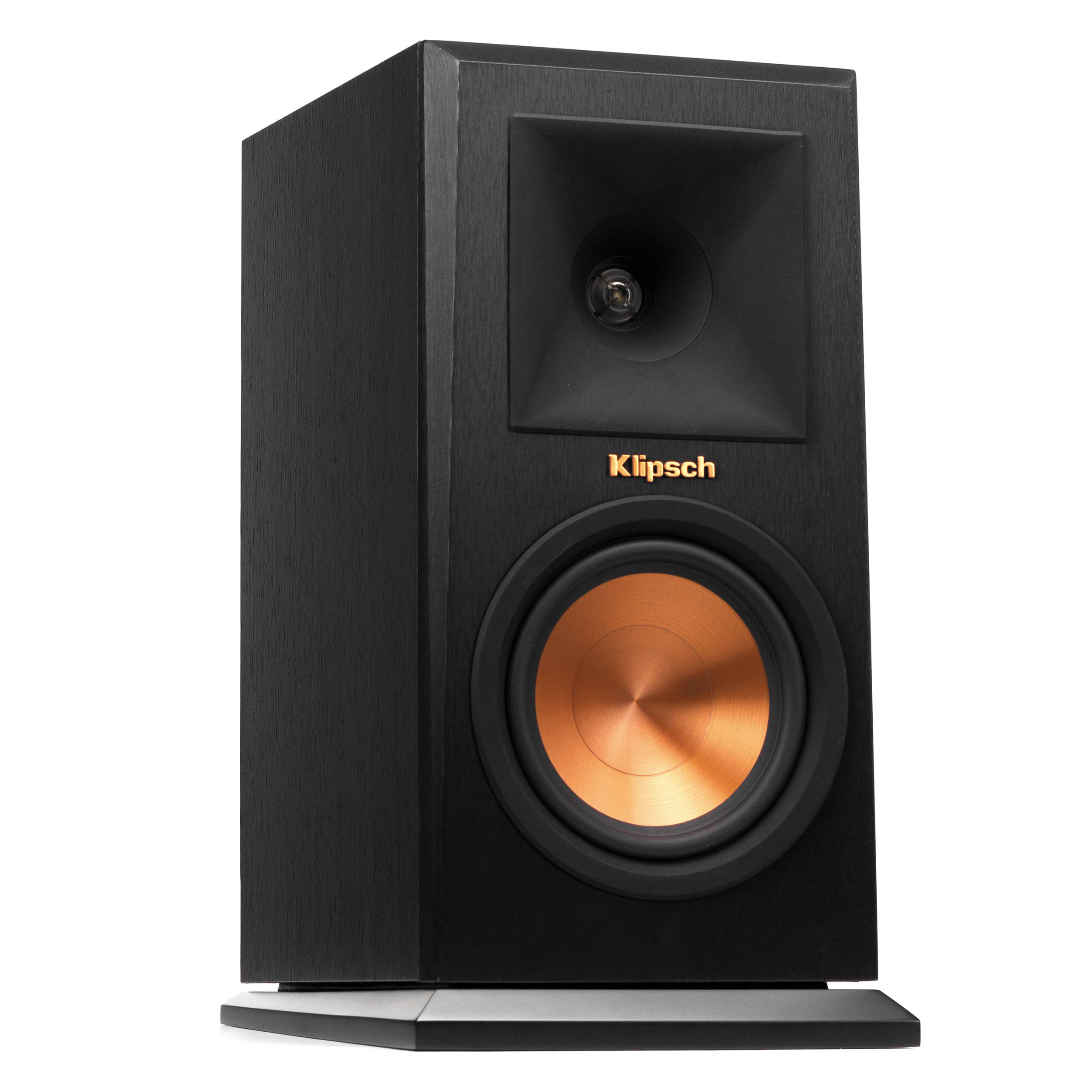 bookshelf klipsch speakers pair wl walnut rp