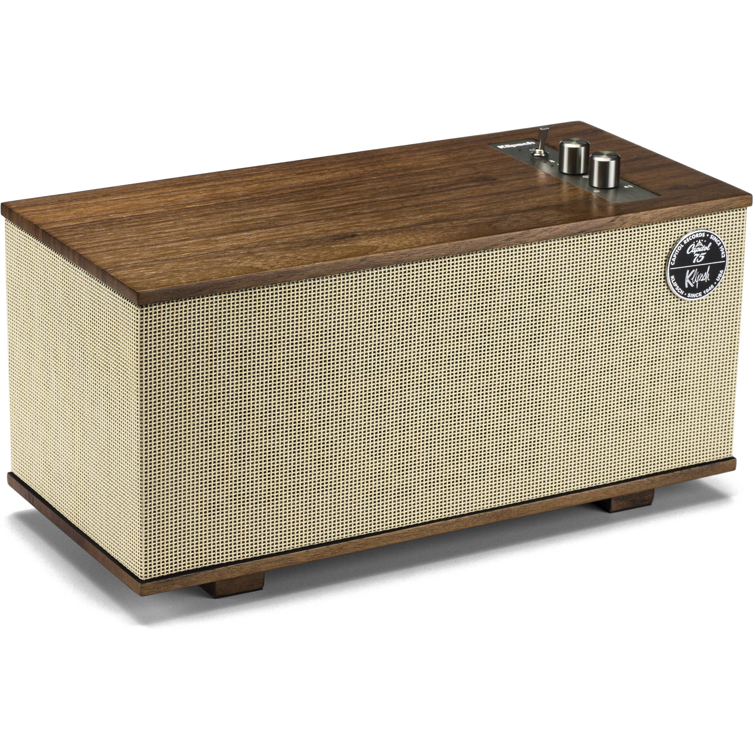 klipsch bluetooth speaker how to connect