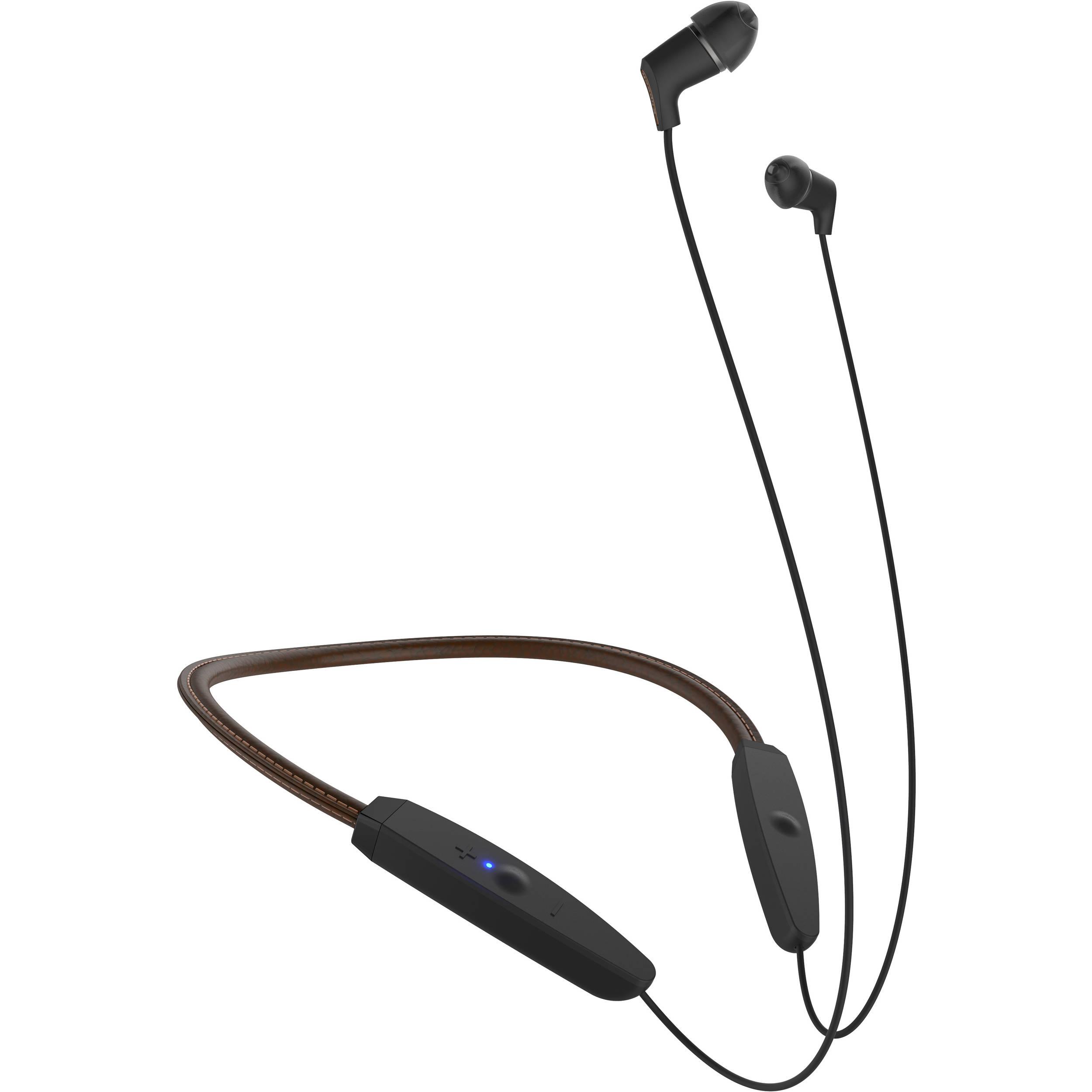 c8cc566247b Klipsch R5 Neckband Wireless In-Ear Headphones (Brown) 1064628