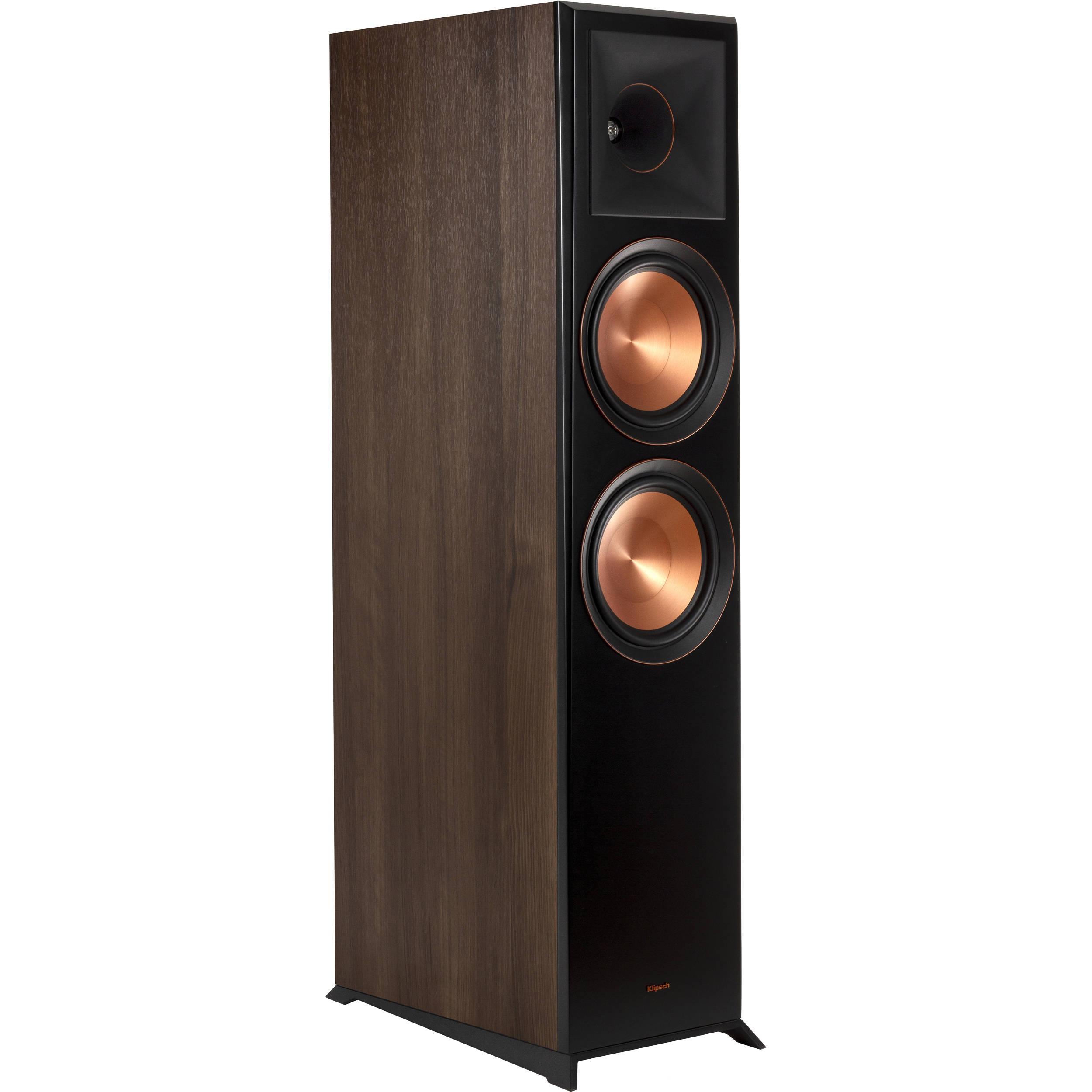 Klipsch Surround Sound >> Klipsch Reference Premiere Rp 8000f Floorstanding Speaker