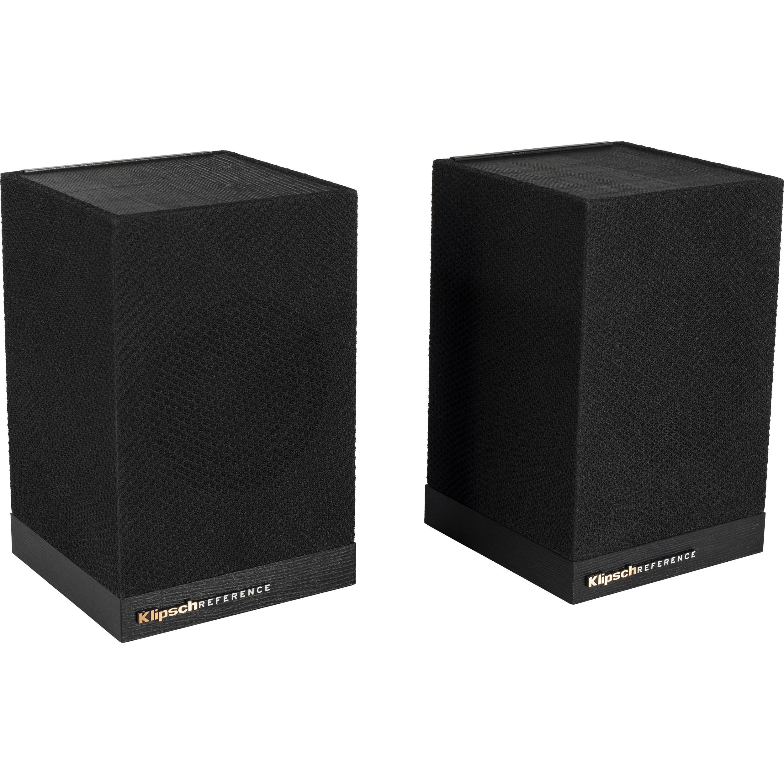 Klipsch Surround Sound >> Klipsch Surround 3 Wireless Speakers Black Pair 1067530 B H