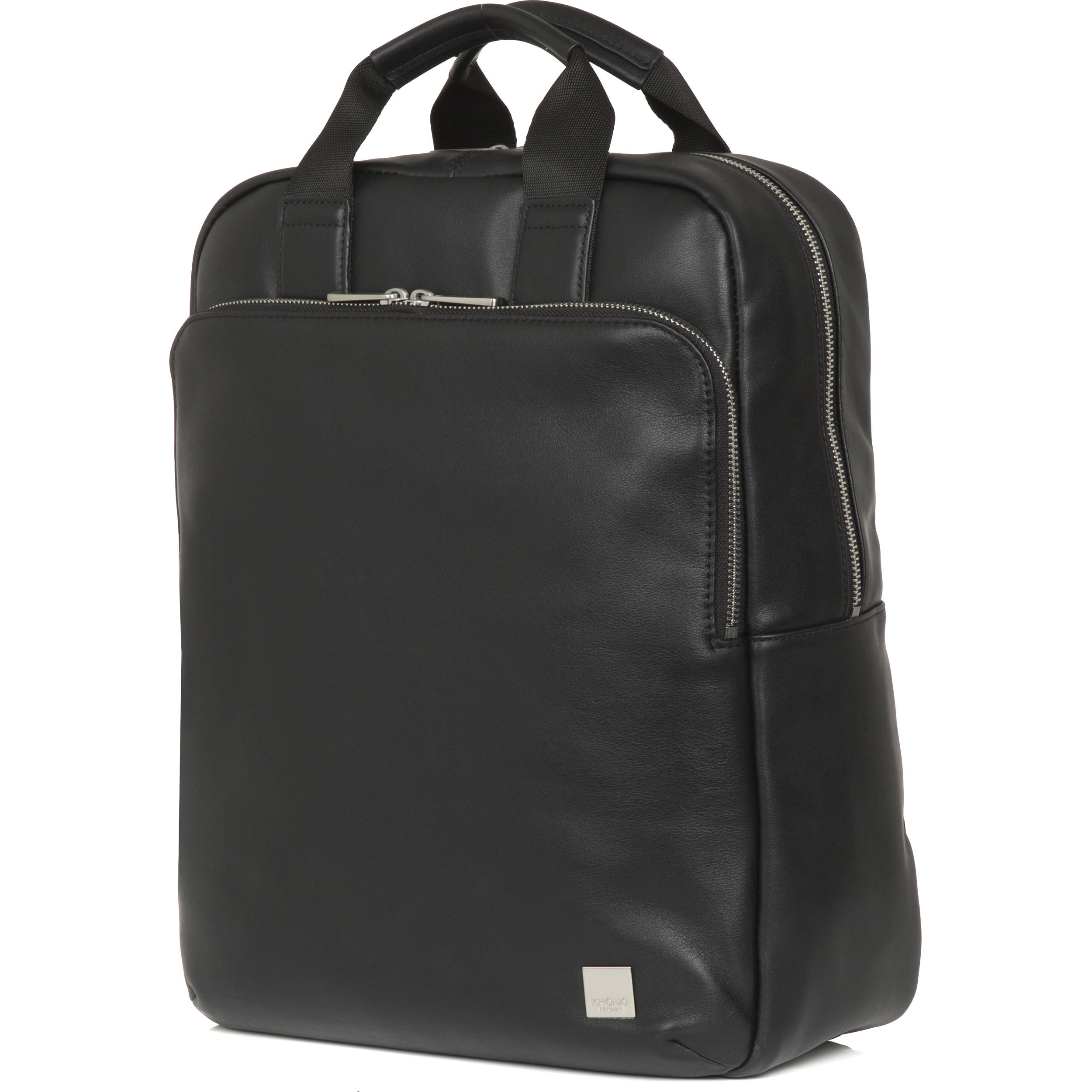 Knomo Usa Dale Tote Backpack For 15 Laptop Black