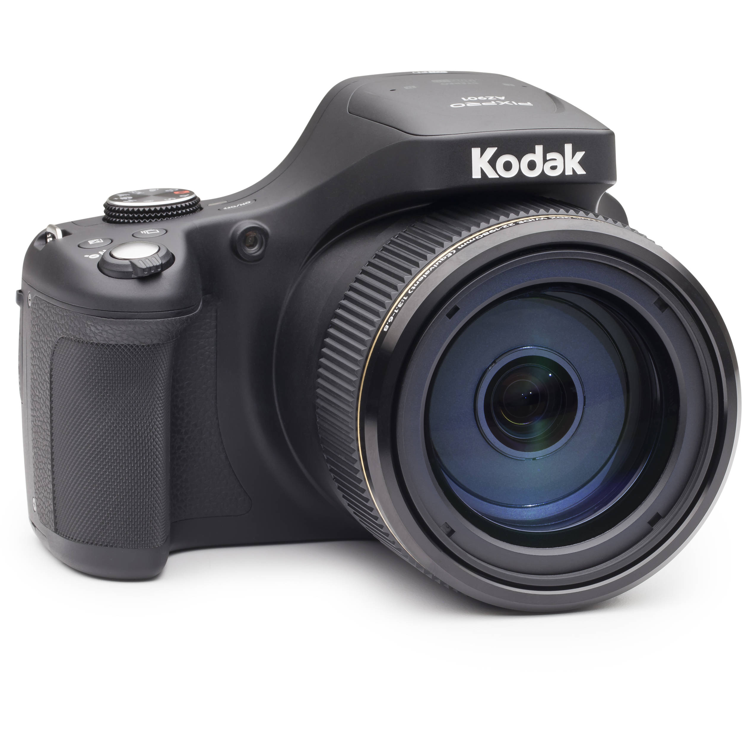 Kodak PIXPRO AZ901 Digital Camera AZ901BK B&H Photo Video