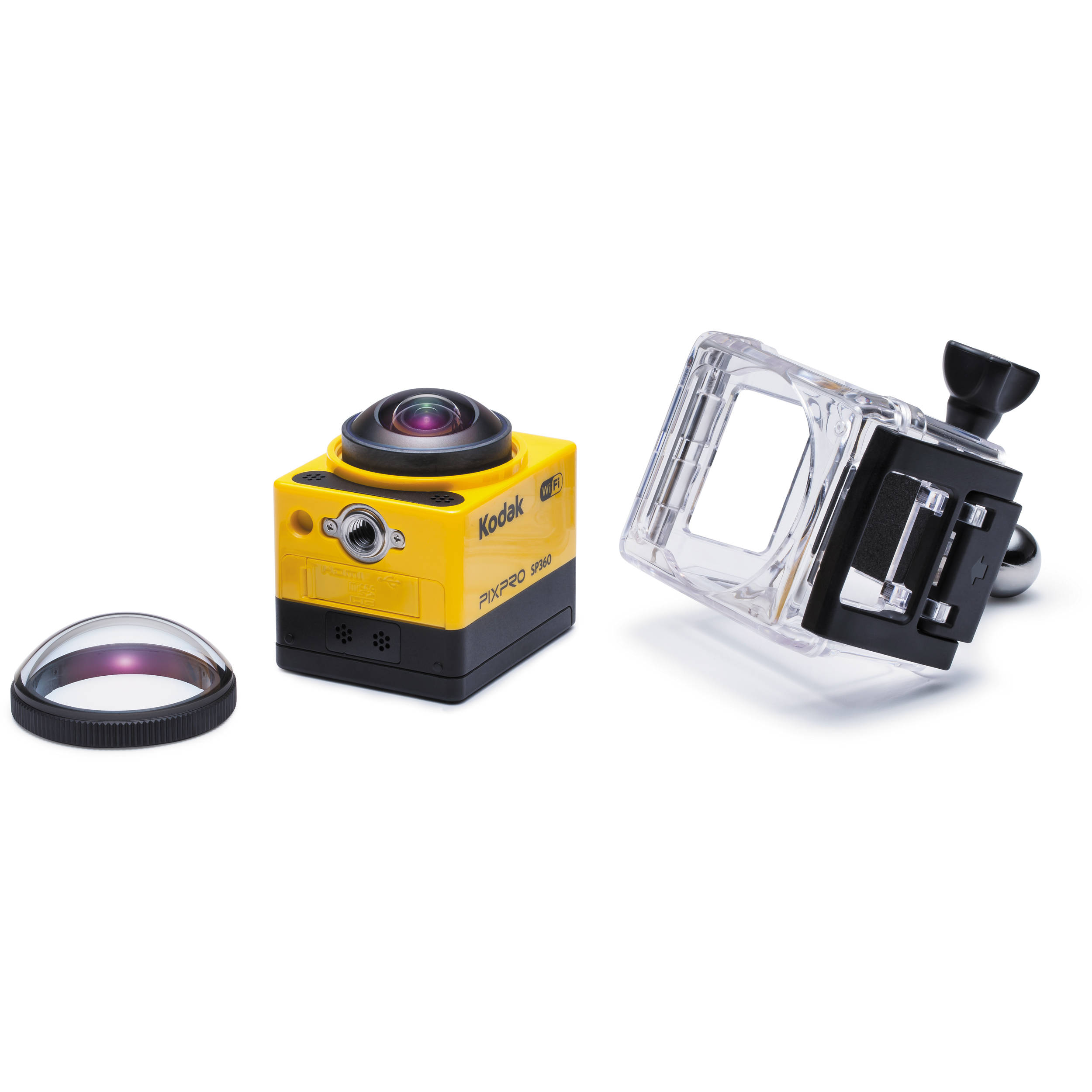 Kodak SP360 Action Camera Drivers Windows