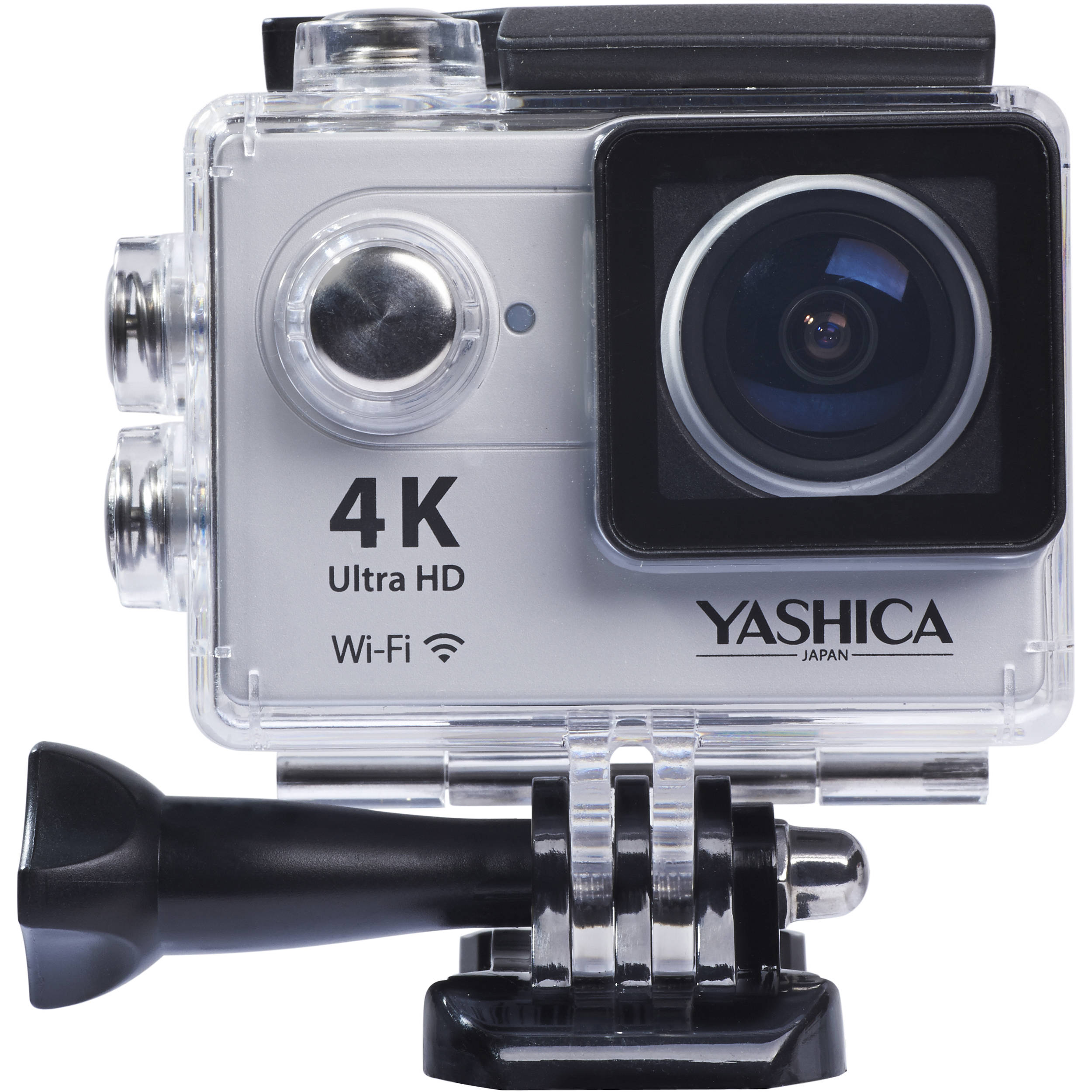 Used Kyocera / Yashica YAC-400 Action Camera with Wi-Fi YAC-400