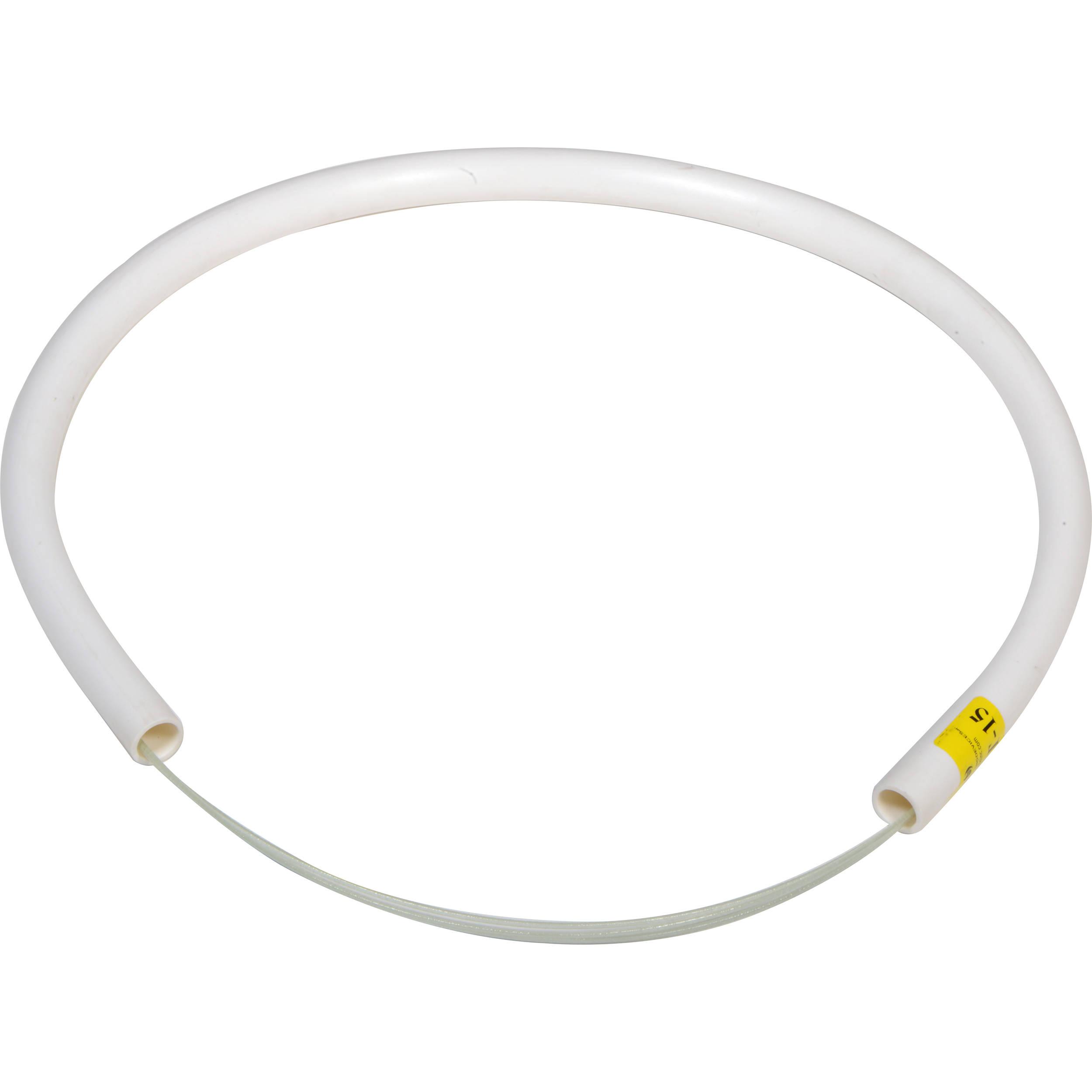 Labor saving devices yft epoxy fiberglass fish tape 15 for Fiberglass fish tape
