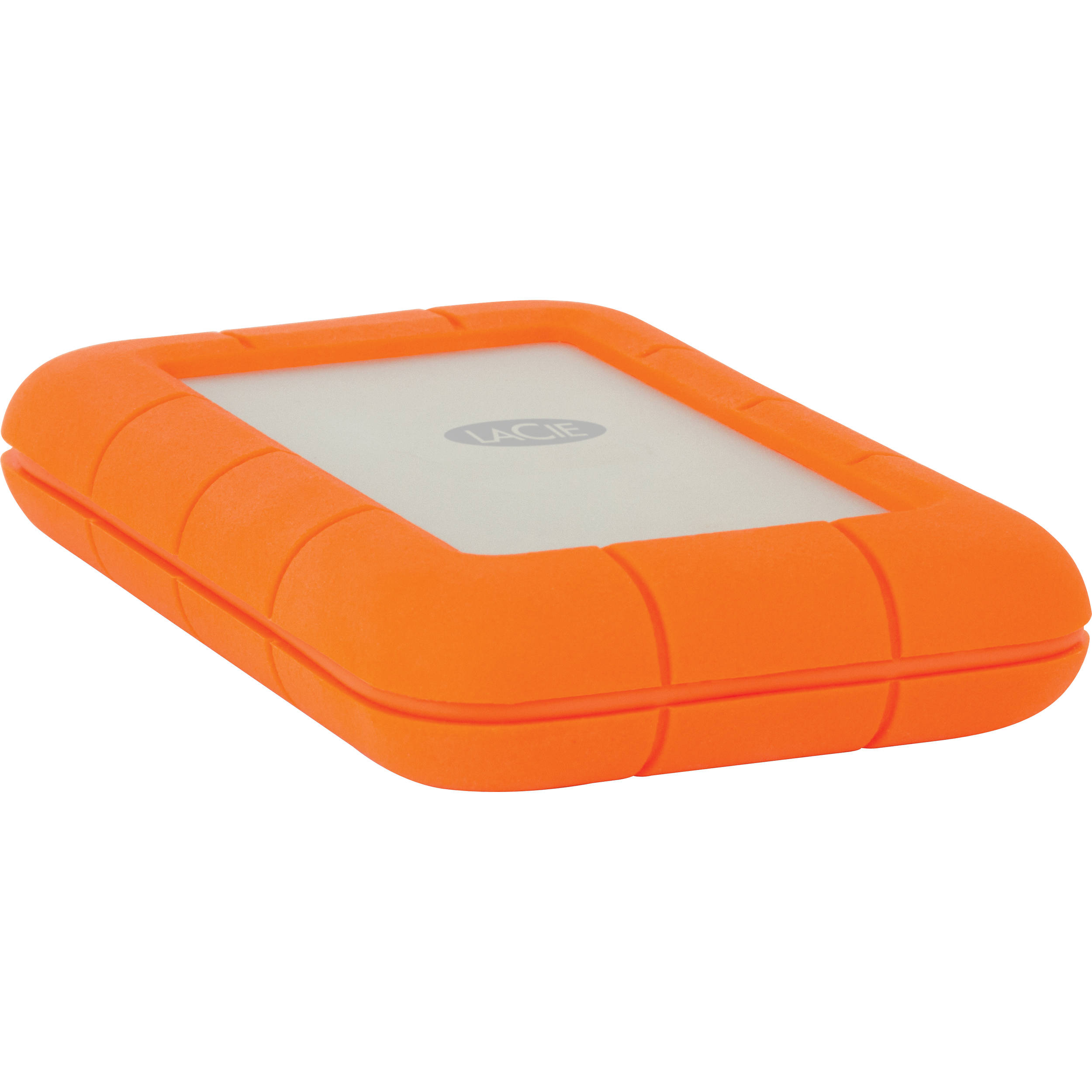 Lacie 2tb Rugged Thunderbolt External Hard Drive 9000489 B Amp H