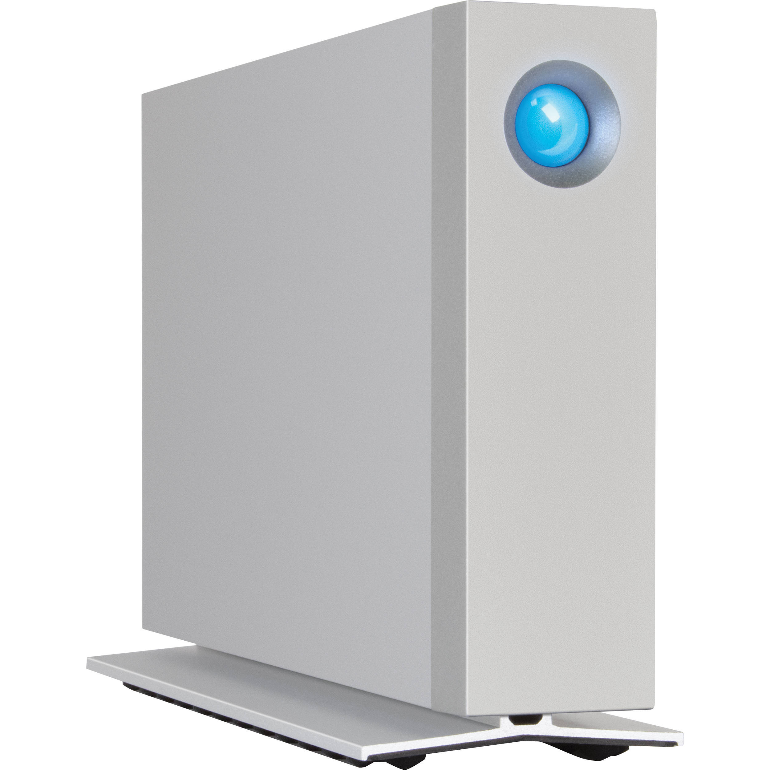 Lacie 3tb d2 thunderbolt 2 desktop hard drive stex3000100 b h for 3tb esterno