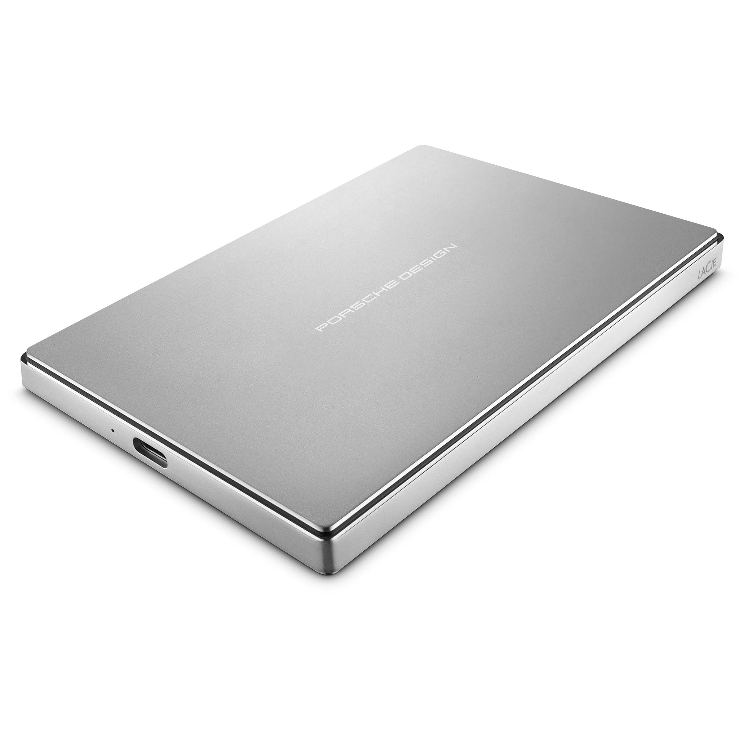 lacie 2tb porsche design usb 3 0 type c mobile drive. Black Bedroom Furniture Sets. Home Design Ideas
