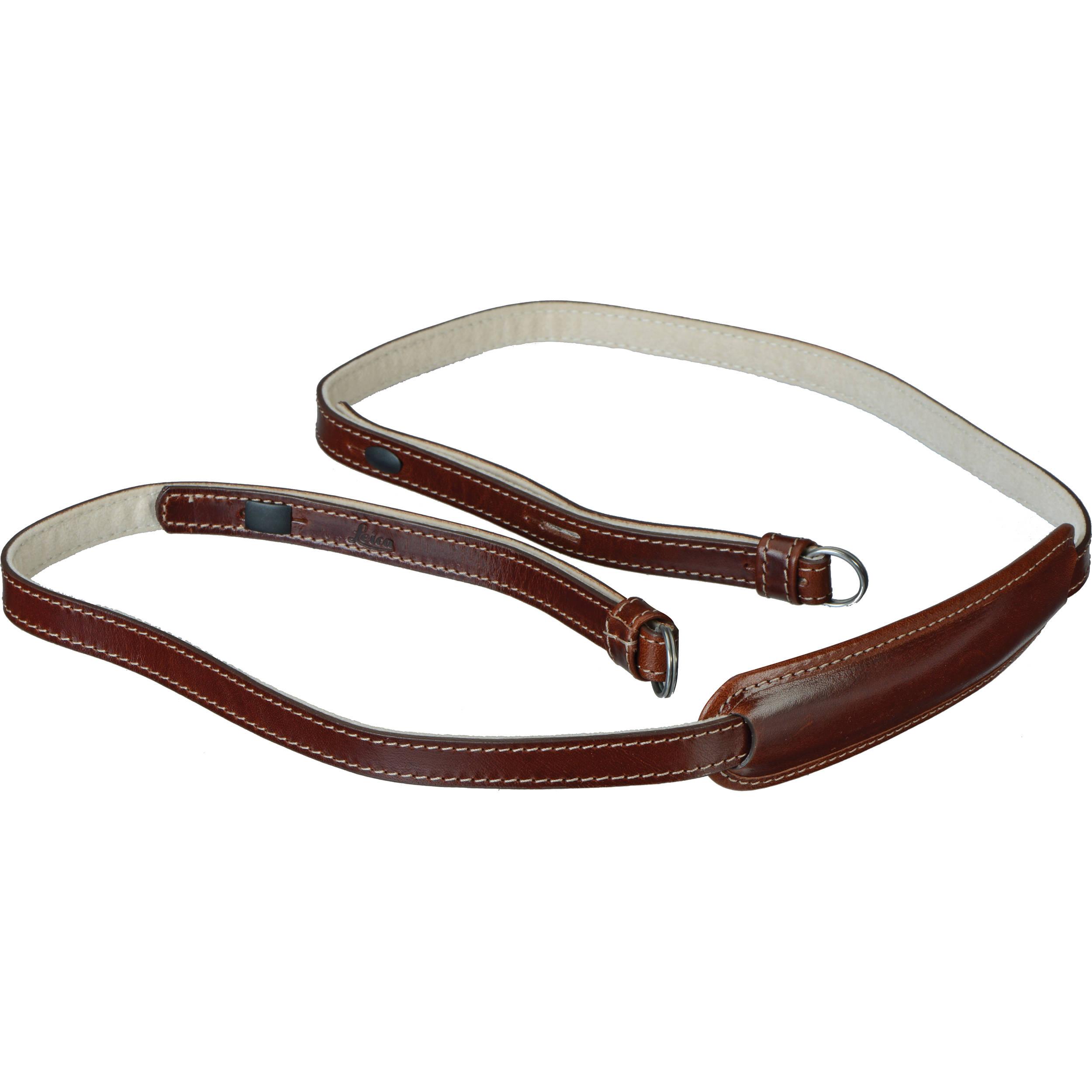 Leica Leather Neck Strap for Leica X and Leica X-E Cameras (Brown )
