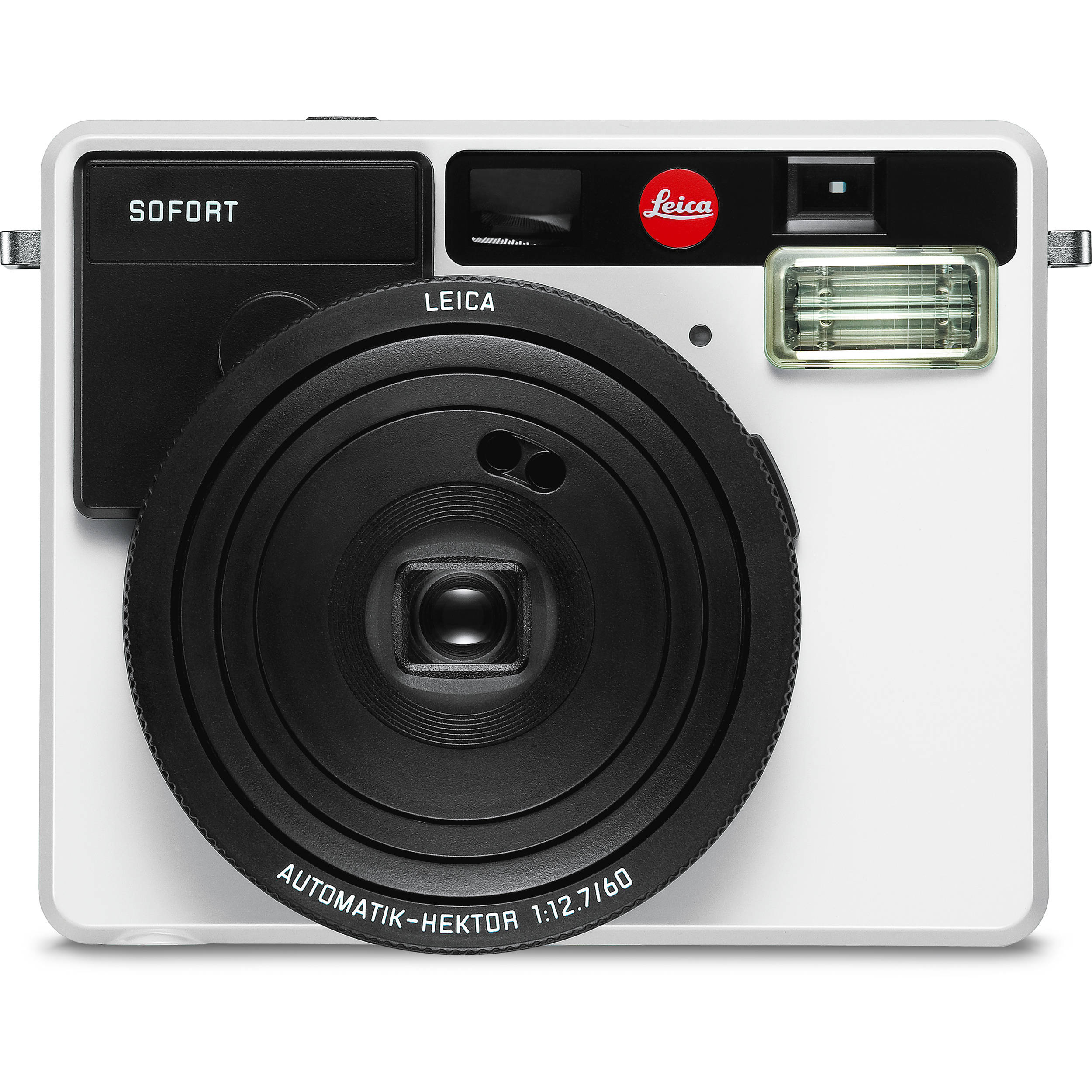Leica Sofort Instant Film Camera (White) 19100 B&H Photo Video