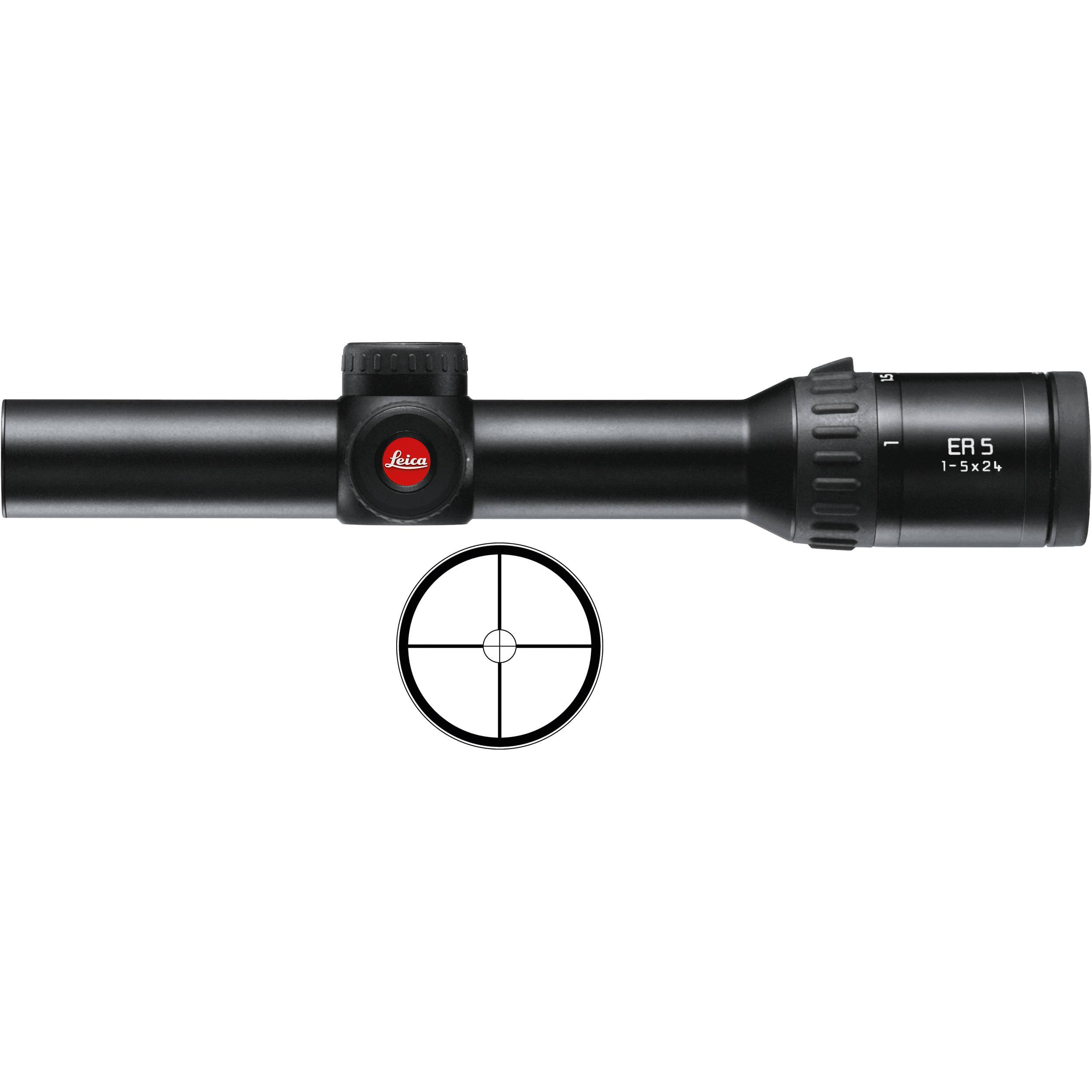 New Leica ER 5 riflescopes at Shot Show ? - 24hourcampfire