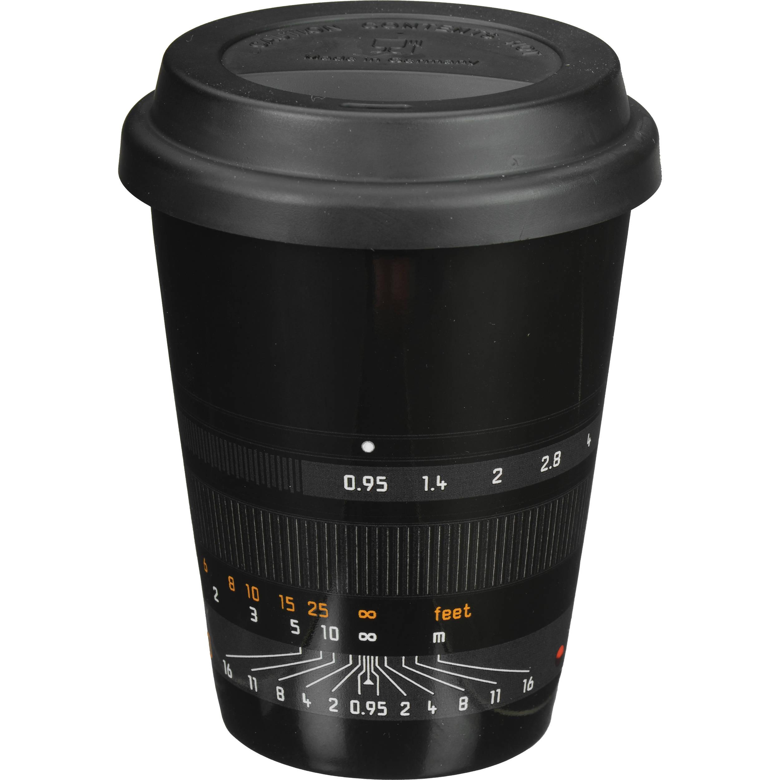 leica ceramic coffee mug noctilux m 50 style 96602 b h photo