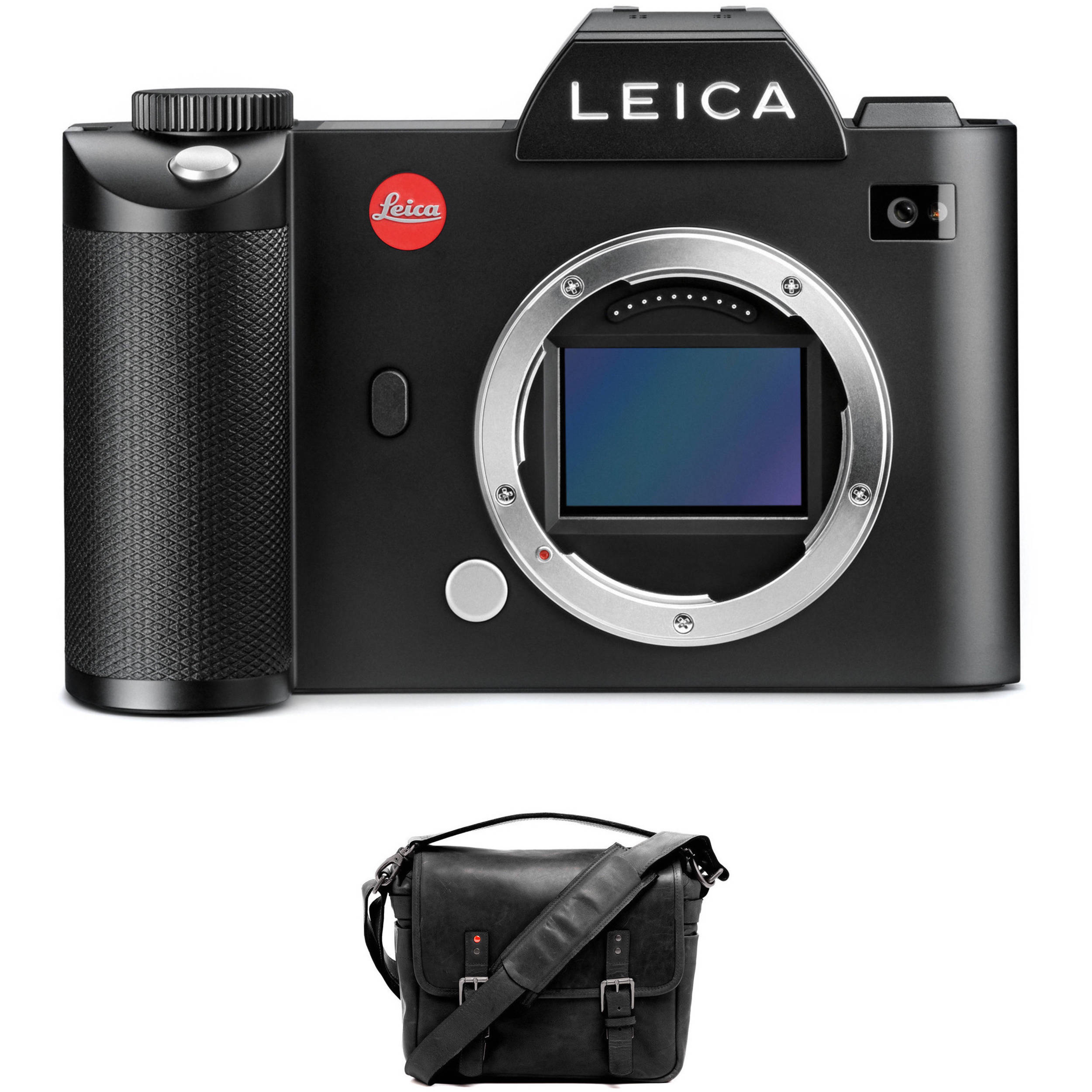 Leica SL (Typ 601) Mirrorless Digital Camera with Berlin II B&H