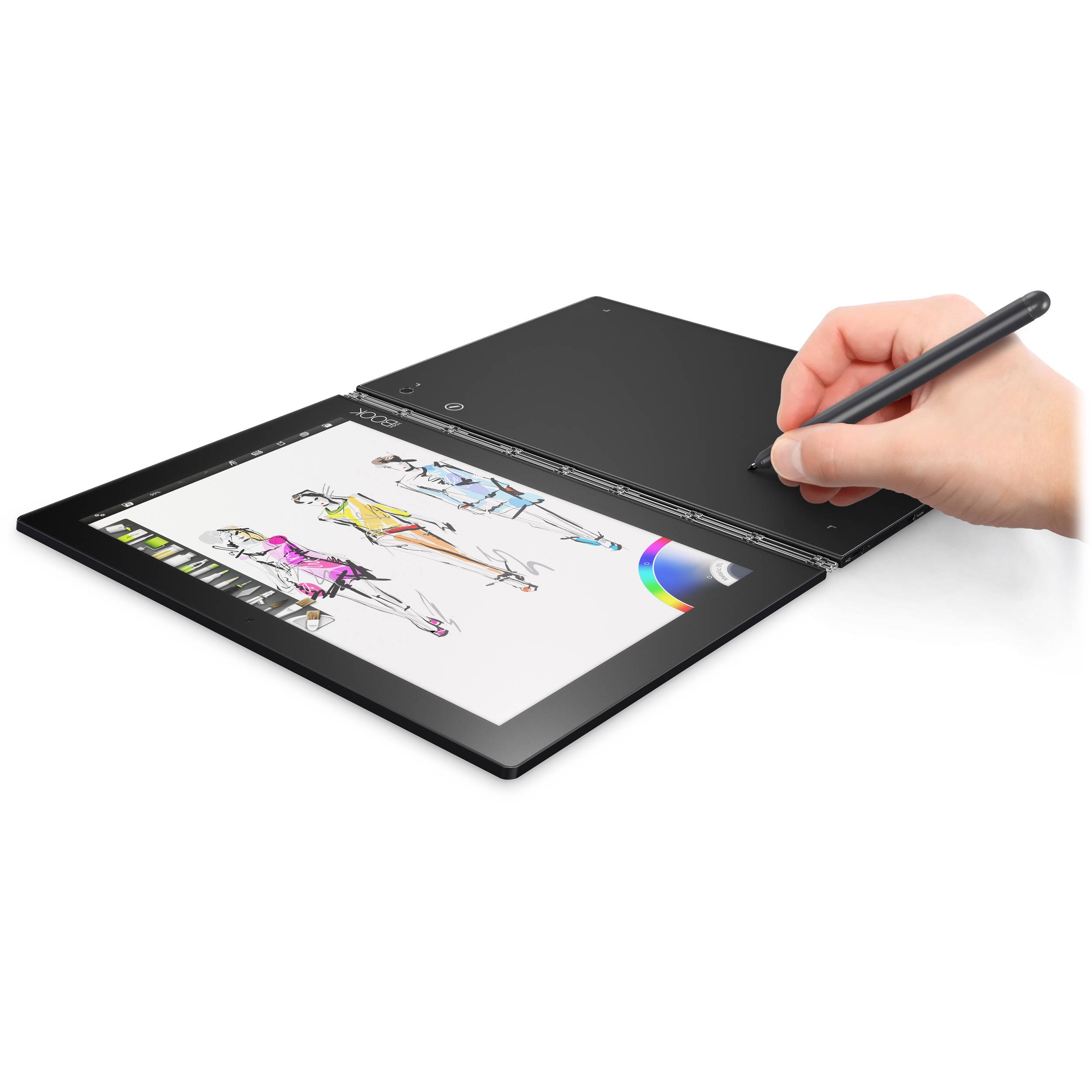 Lenovo 101 Yoga Book Multi Touch 2 In 1 Notebook