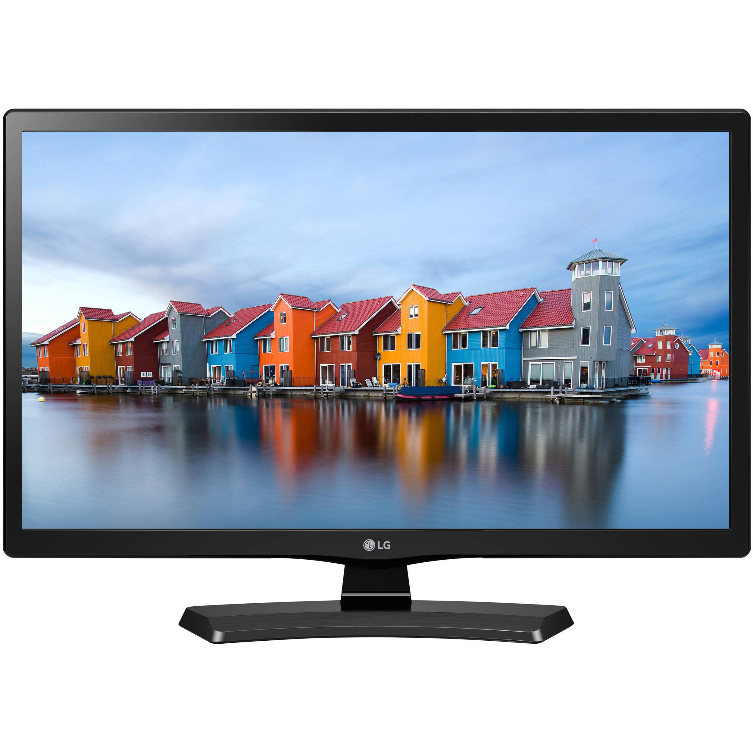 """LG LJ4540 28"""" Class HD LED TV (Black) 28LJ4540 B&H"""