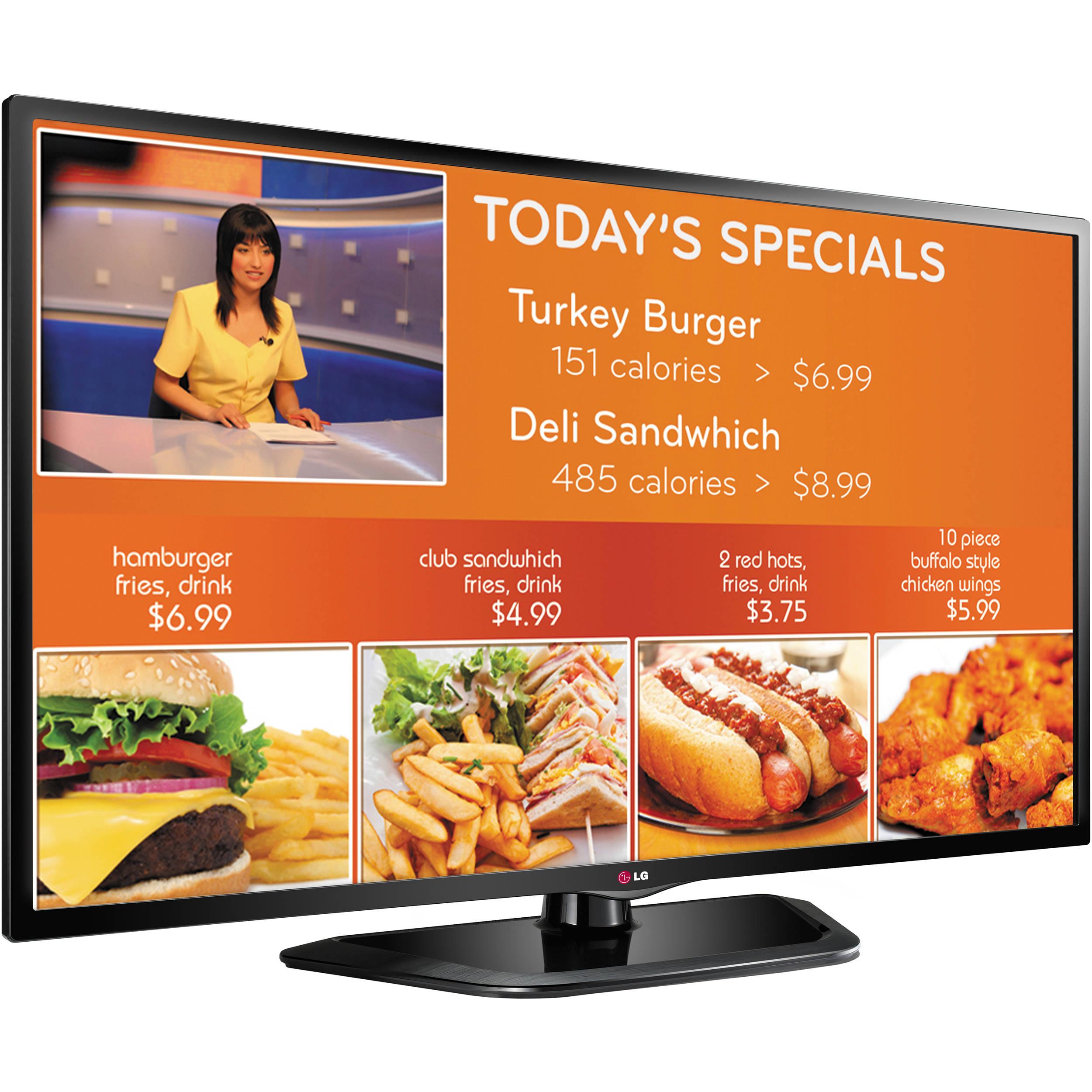 Lg 32 Ezsign Tv For Digital Signage 32ln549e Bh Photo Electronic Door Lock Circuit Led Board Cinema Advertising Buy