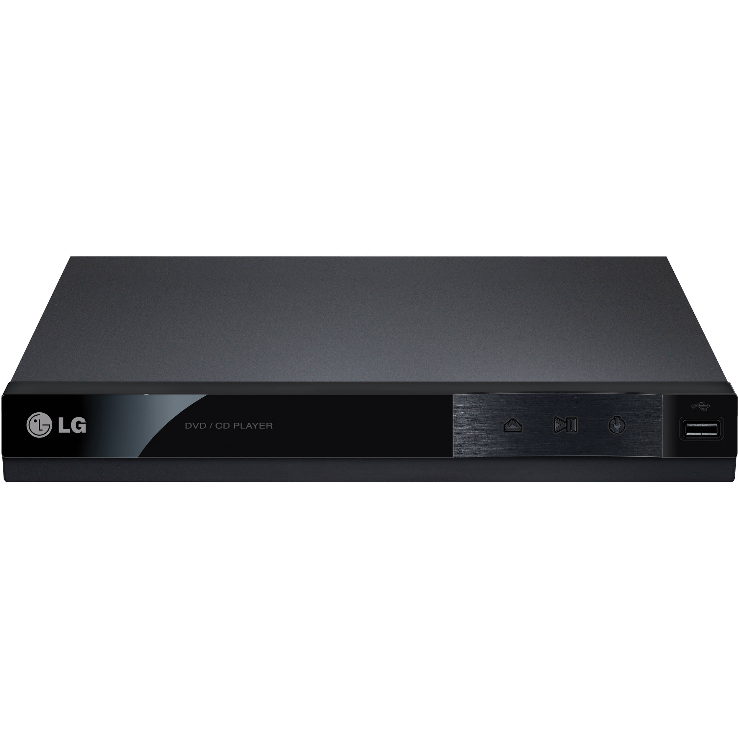 LG DP122 DVD Player with USB Direct Recording