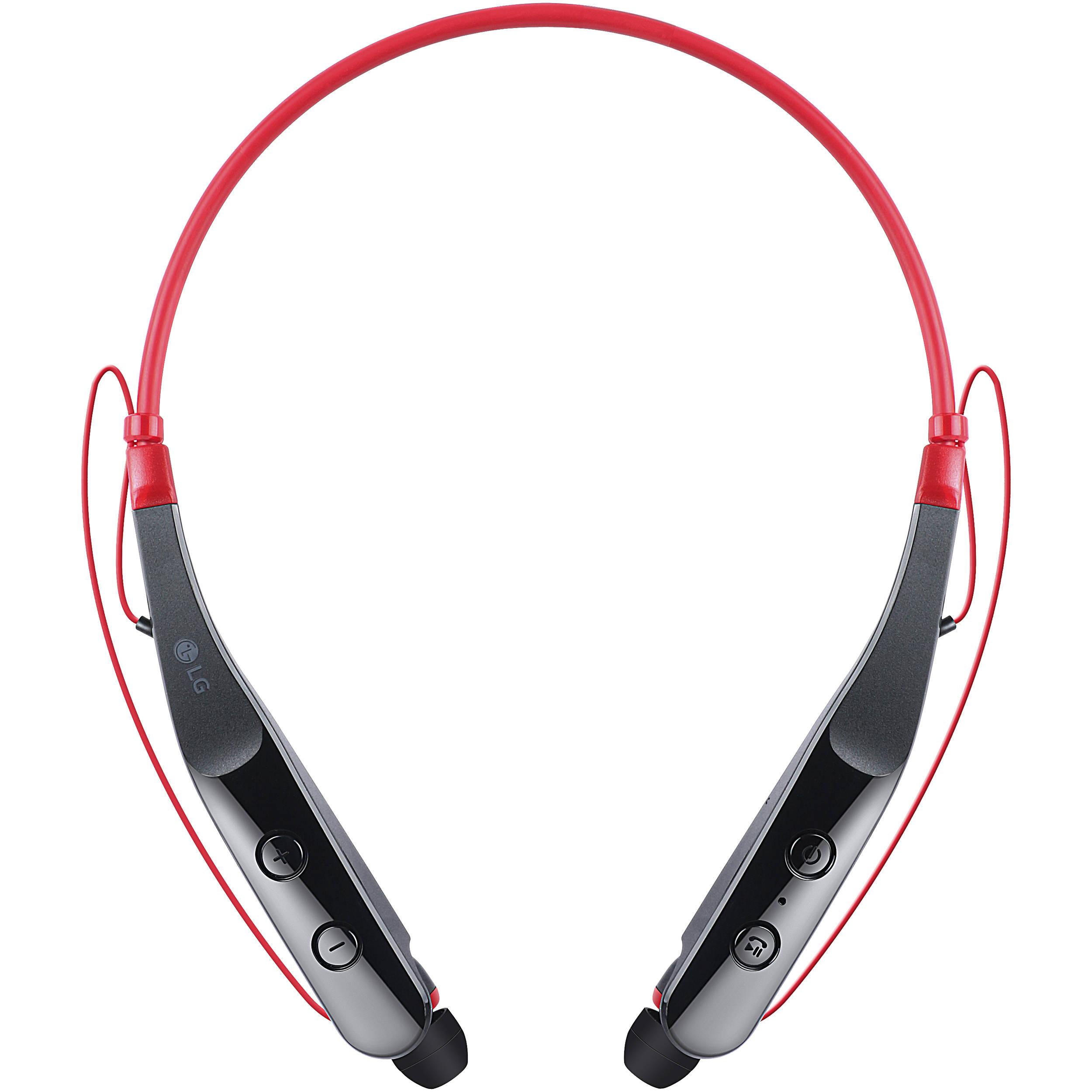 cc2266bc07d LG Tone Triumph Bluetooth Wireless Stereo Headset