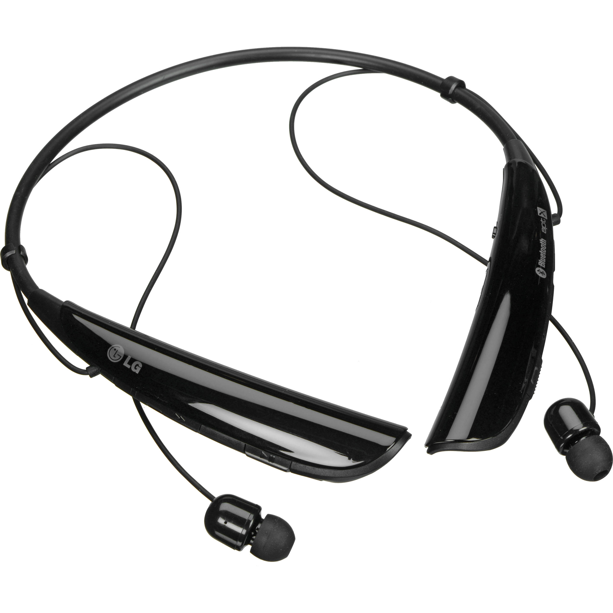 Bluetooth Wireless Headset Walmart: LG Tone Pro HBS750 Bluetooth Stereo Headset HBS-750.ACUSBKK B&H