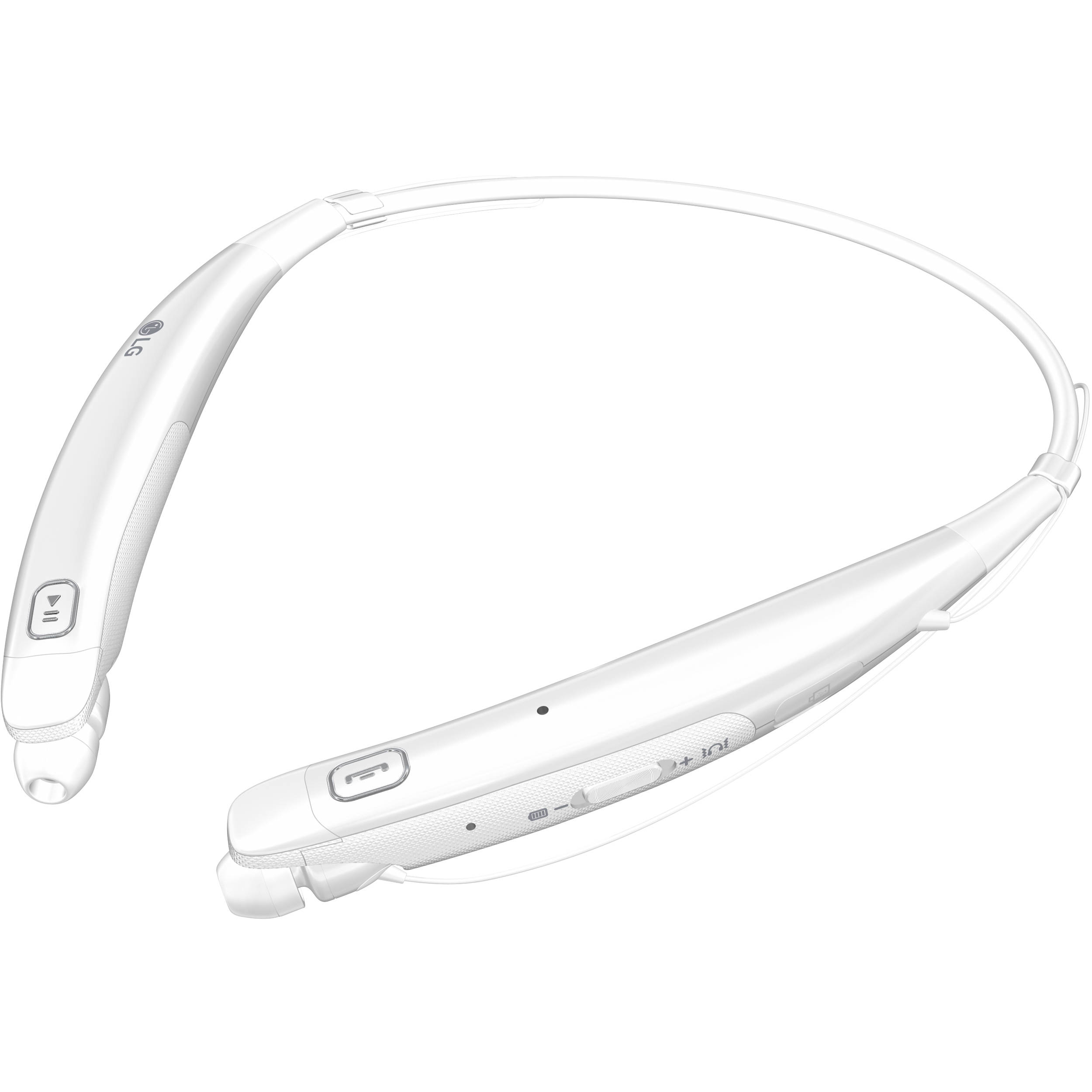 5b31768eadf LG HBS-770 TONE PRO Wireless Stereo Headset HBS-770.ACUSWHI B&H