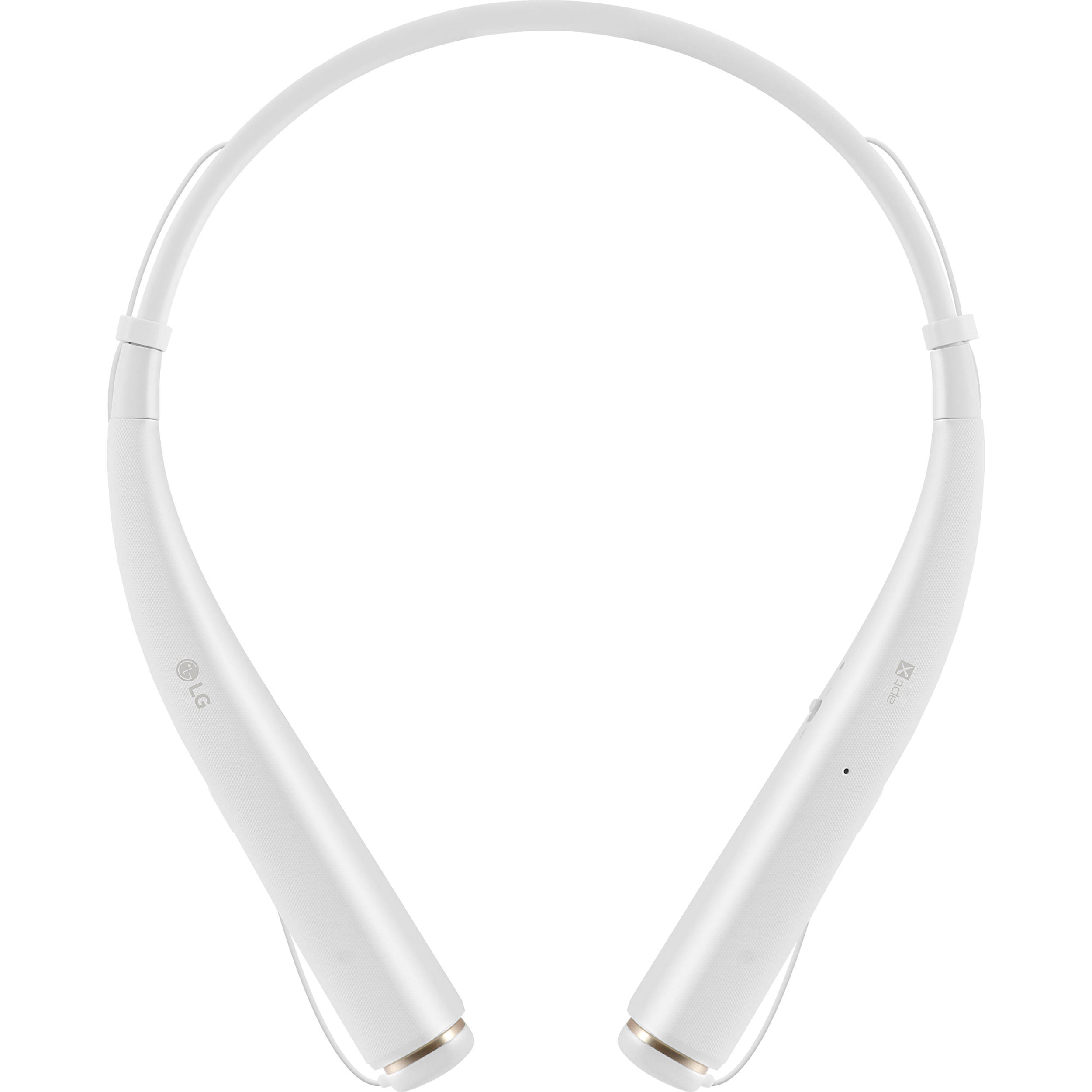 715911a8a64 LG HBS-780 TONE PRO Bluetooth Wireless Stereo Headset (White)