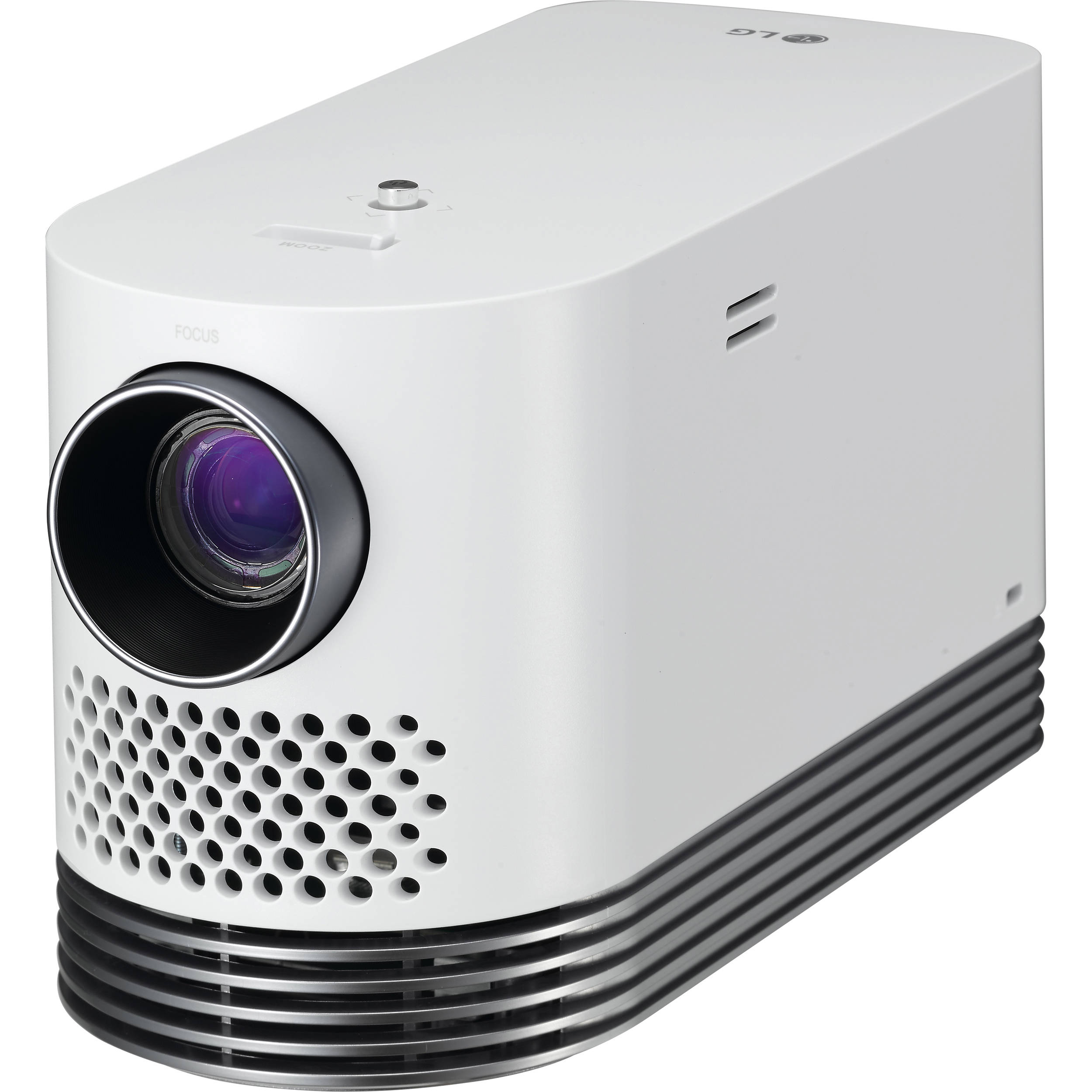 LG HF80JA Full HD DLP Home Theater Projector HF80JA B&H Photo