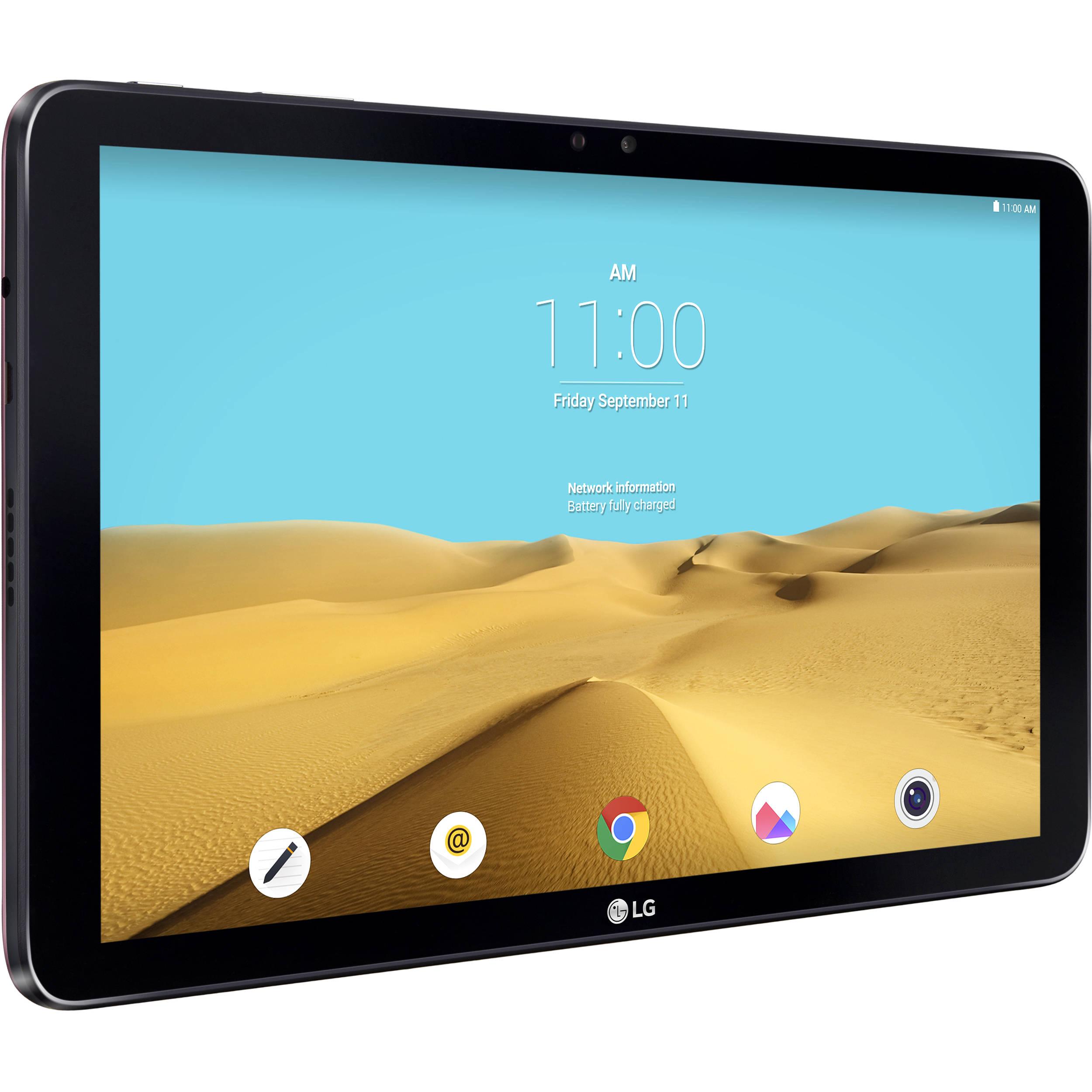 Lg 10 1 Quot G Pad Ii 16gb Tablet Lgv940n Ausabb B Amp H Photo