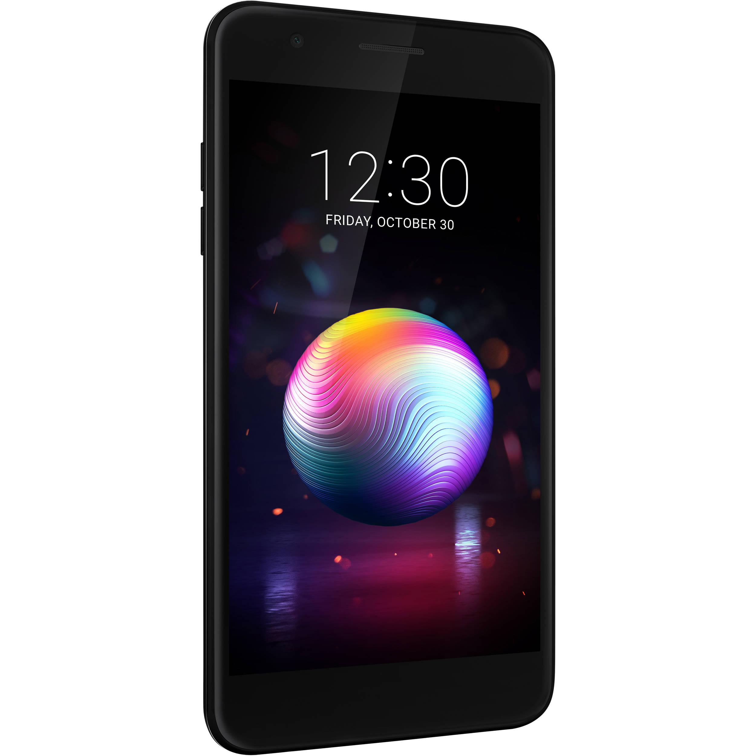 Lg K30 16gb Smartphone Unlocked Lmx410ulmgsabk Bh Photo