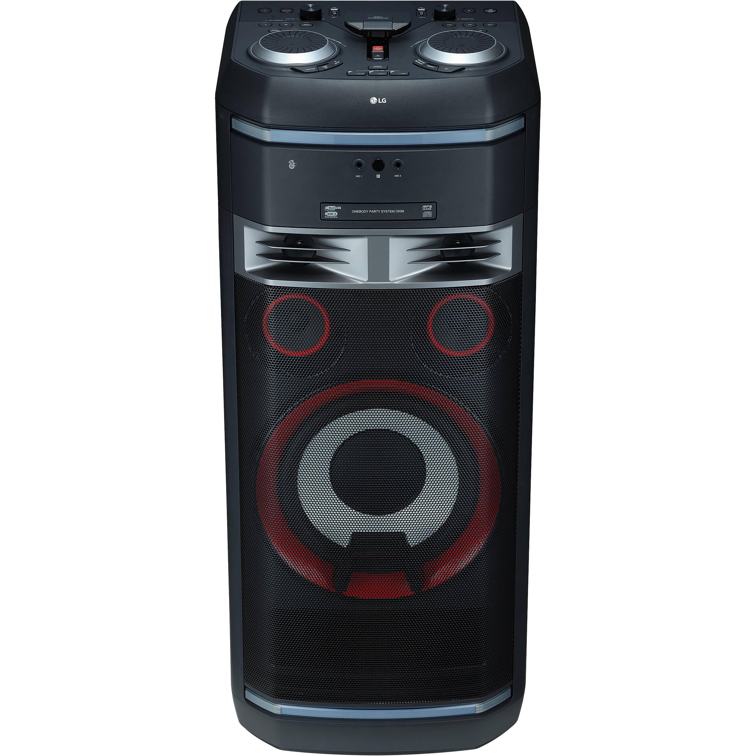 LG OK99 1800W LOUDR Audio System