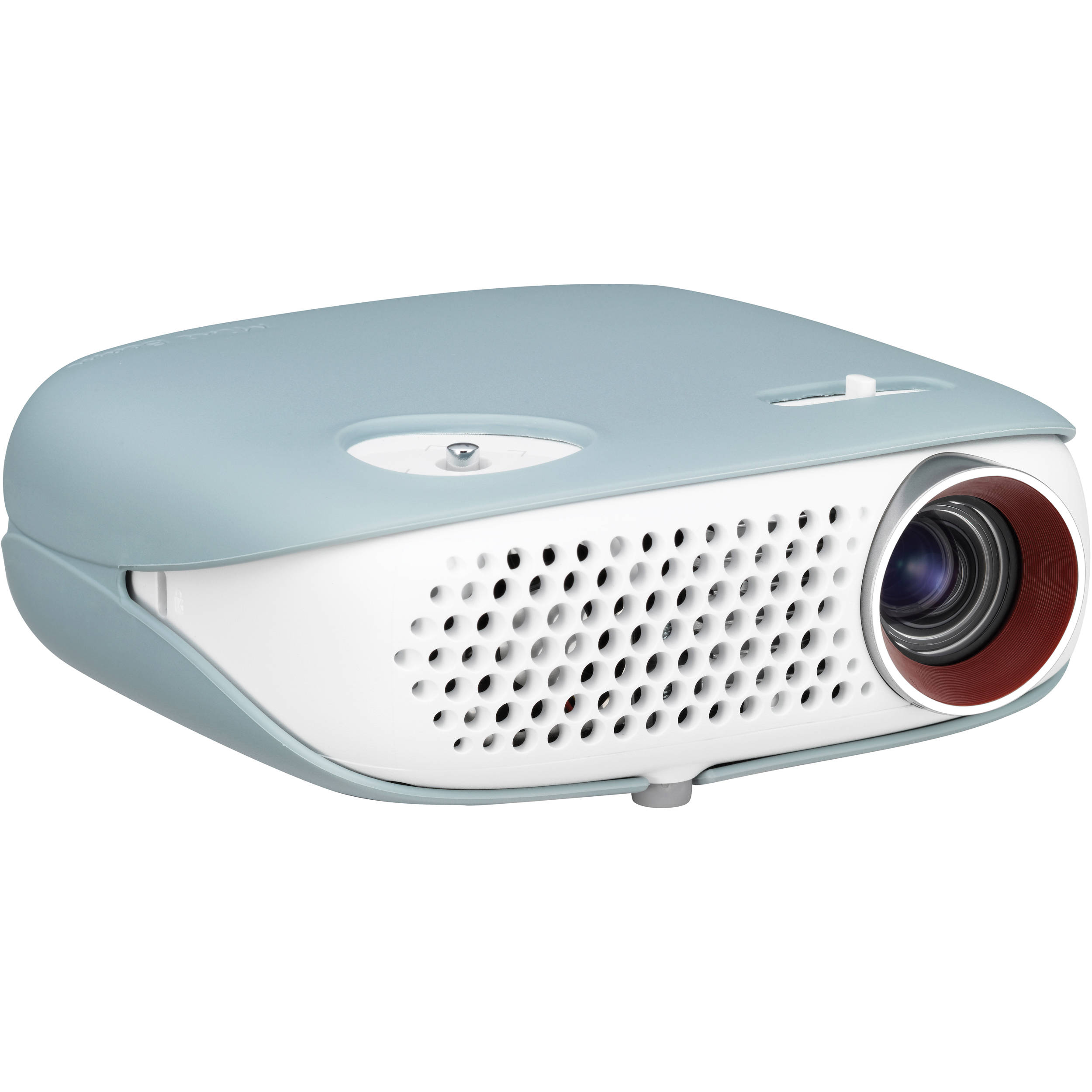 Lg pw800 portable hd led projector pw800 b h photo video for Portable video projector