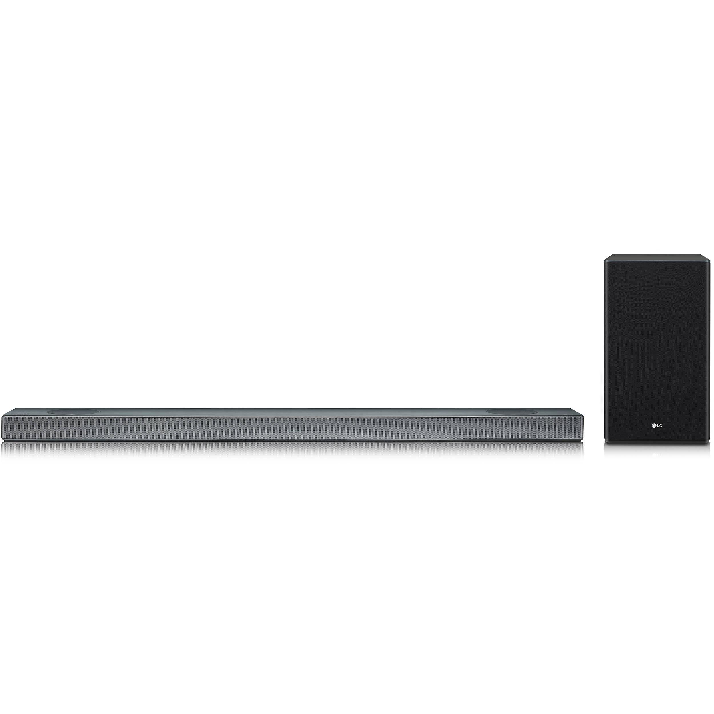 45bdf64a94c LG SL9YG 500W Virtual 4.1.2-Channel Soundbar System SL9YG B&H