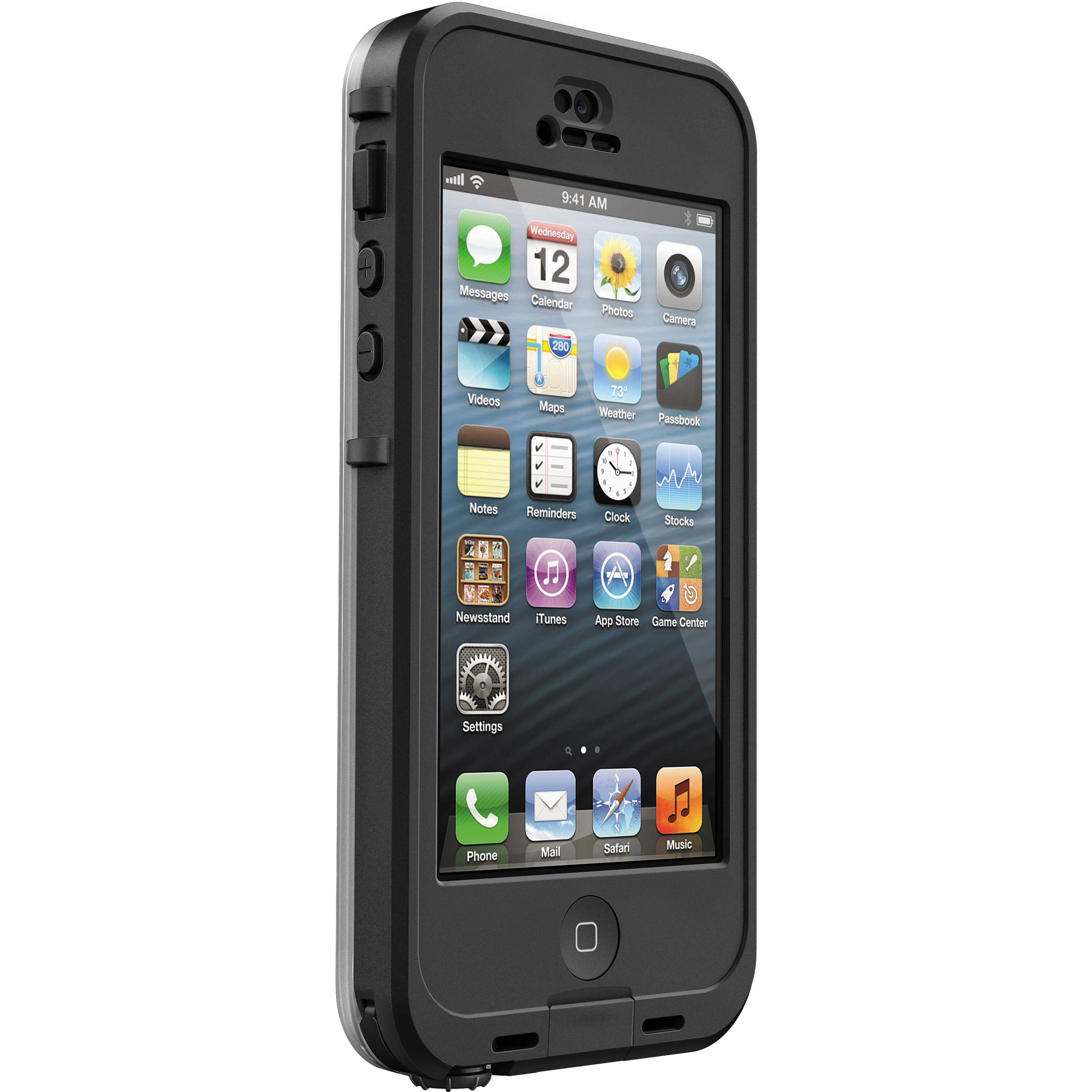LifeProof Nüüd Case For IPhone 5 1307-03 B&H Photo