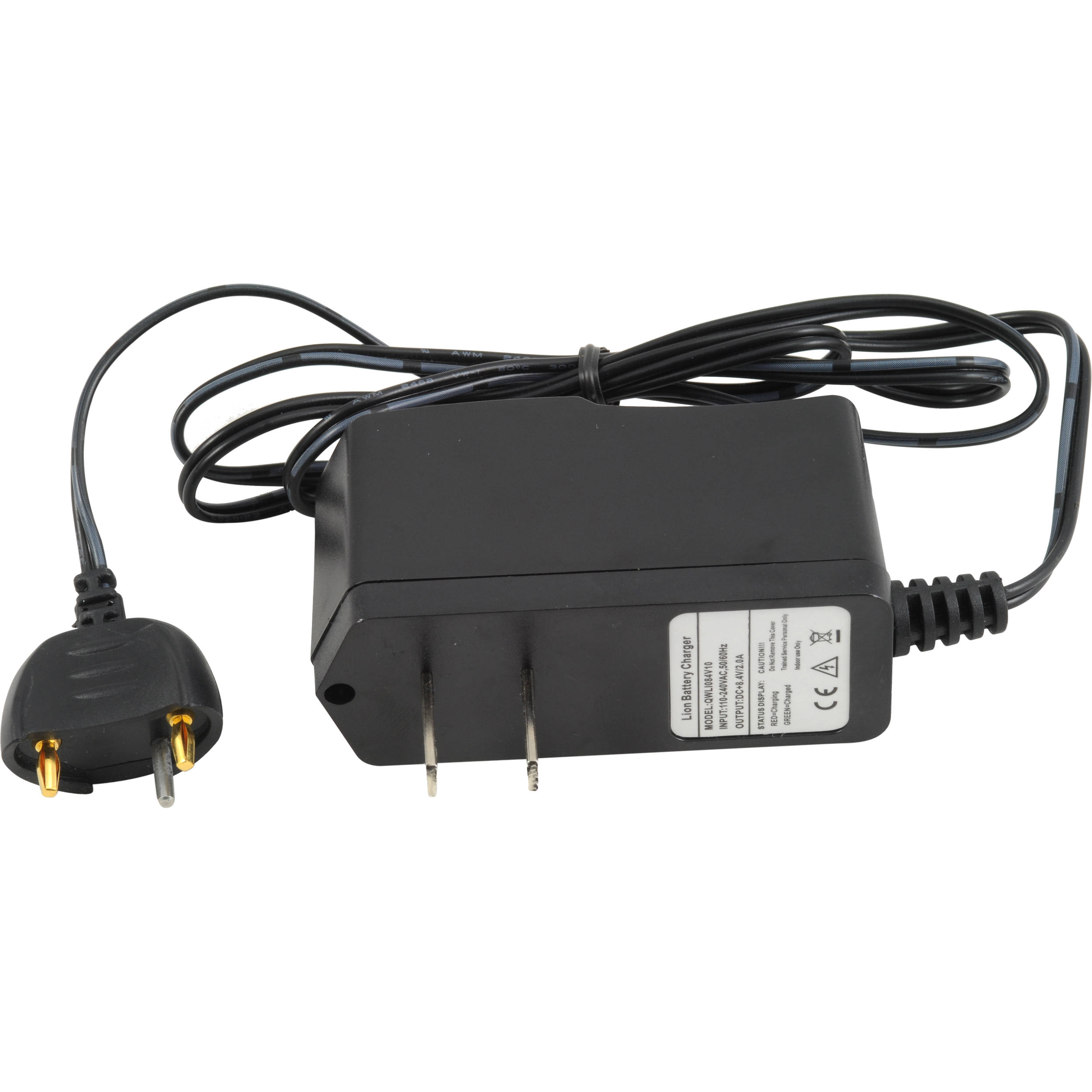 Light motion charger for select sola lights 800 0192 a b h for Select light