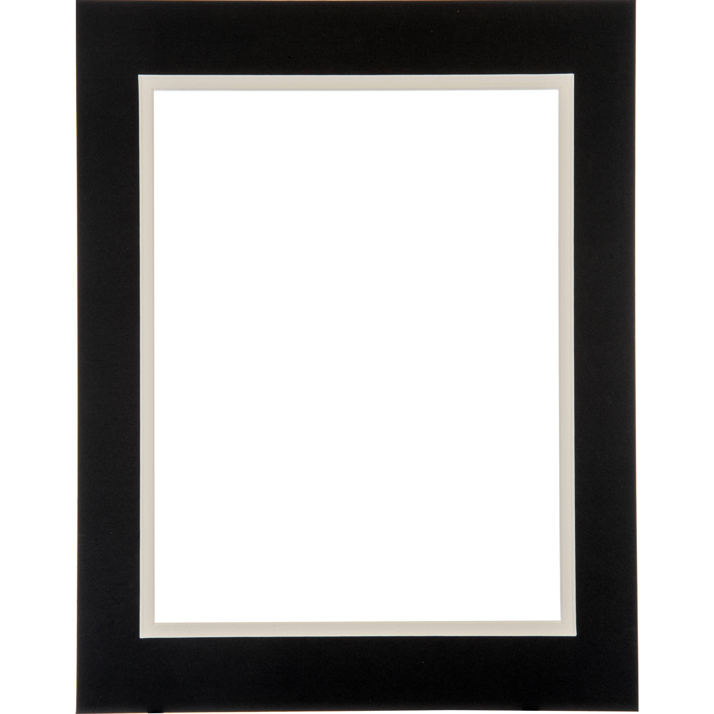 "Logan Graphics 11 x 14"" Double Mat Frame with 8.5 M6033-42"