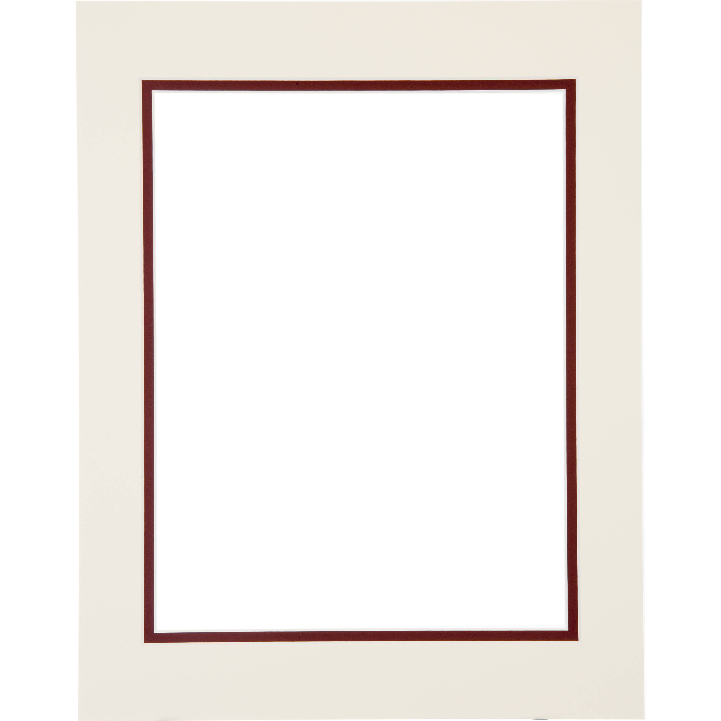 Logan Graphics 11 X 14 Double Mat Frame With 85 M6033 45