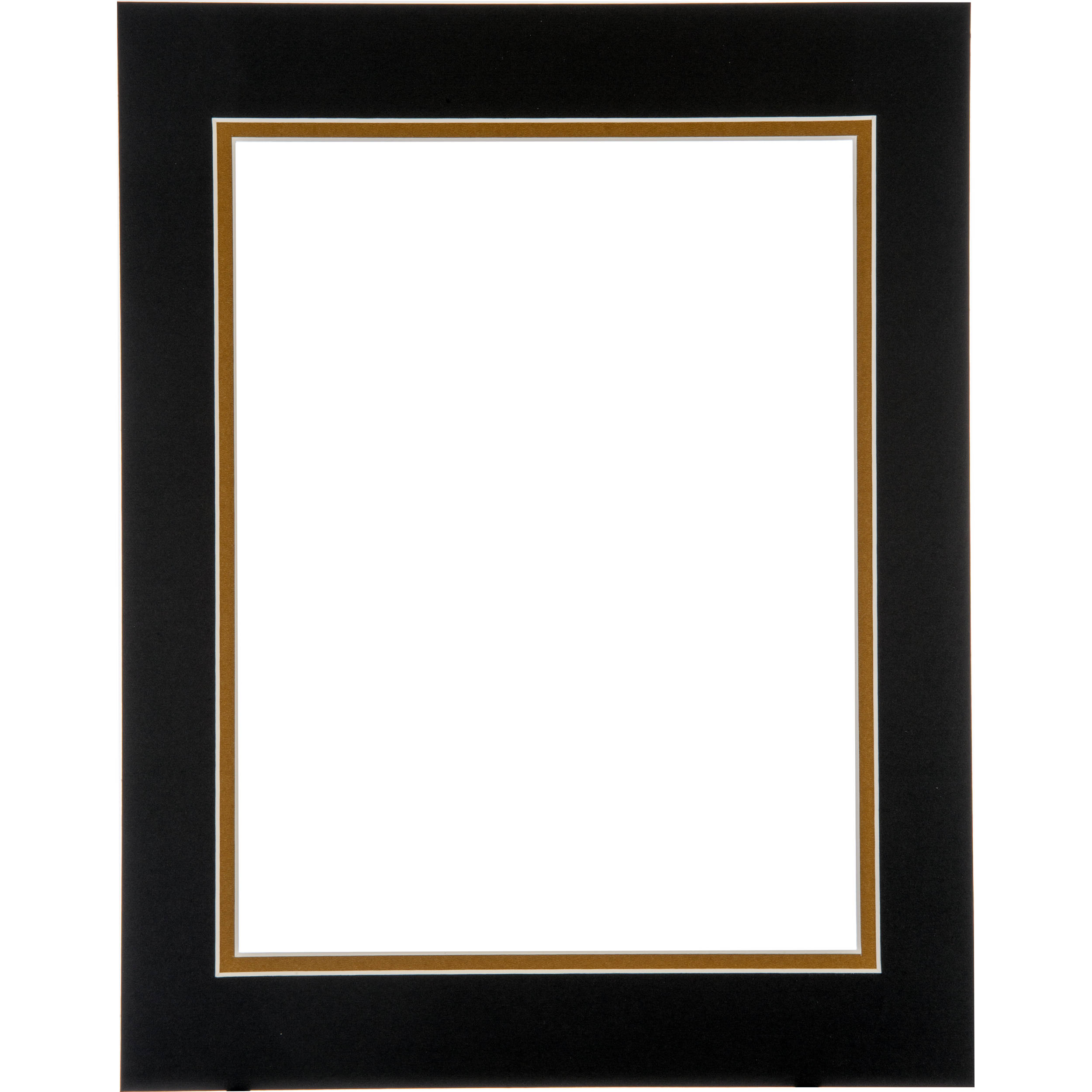 Logan Graphics 11 X 14 Double Mat Frame With 85 M6033 50