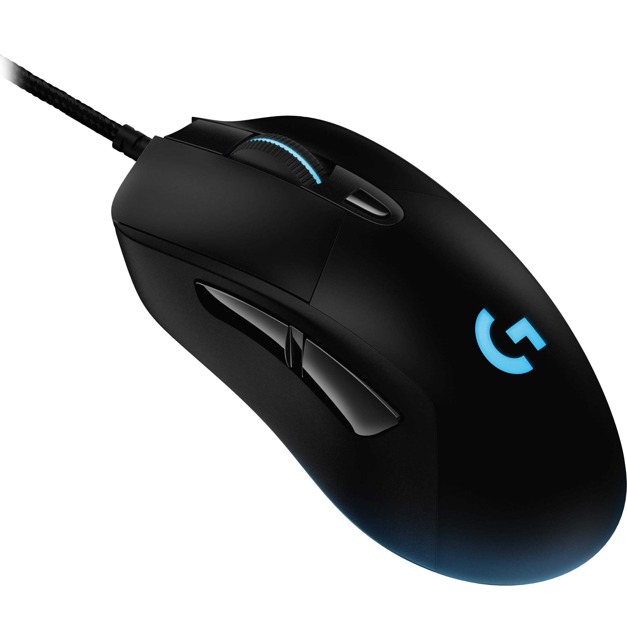 6763e08e389 Logitech G403 Prodigy Wired Mouse 910-004796 B&H Photo Video