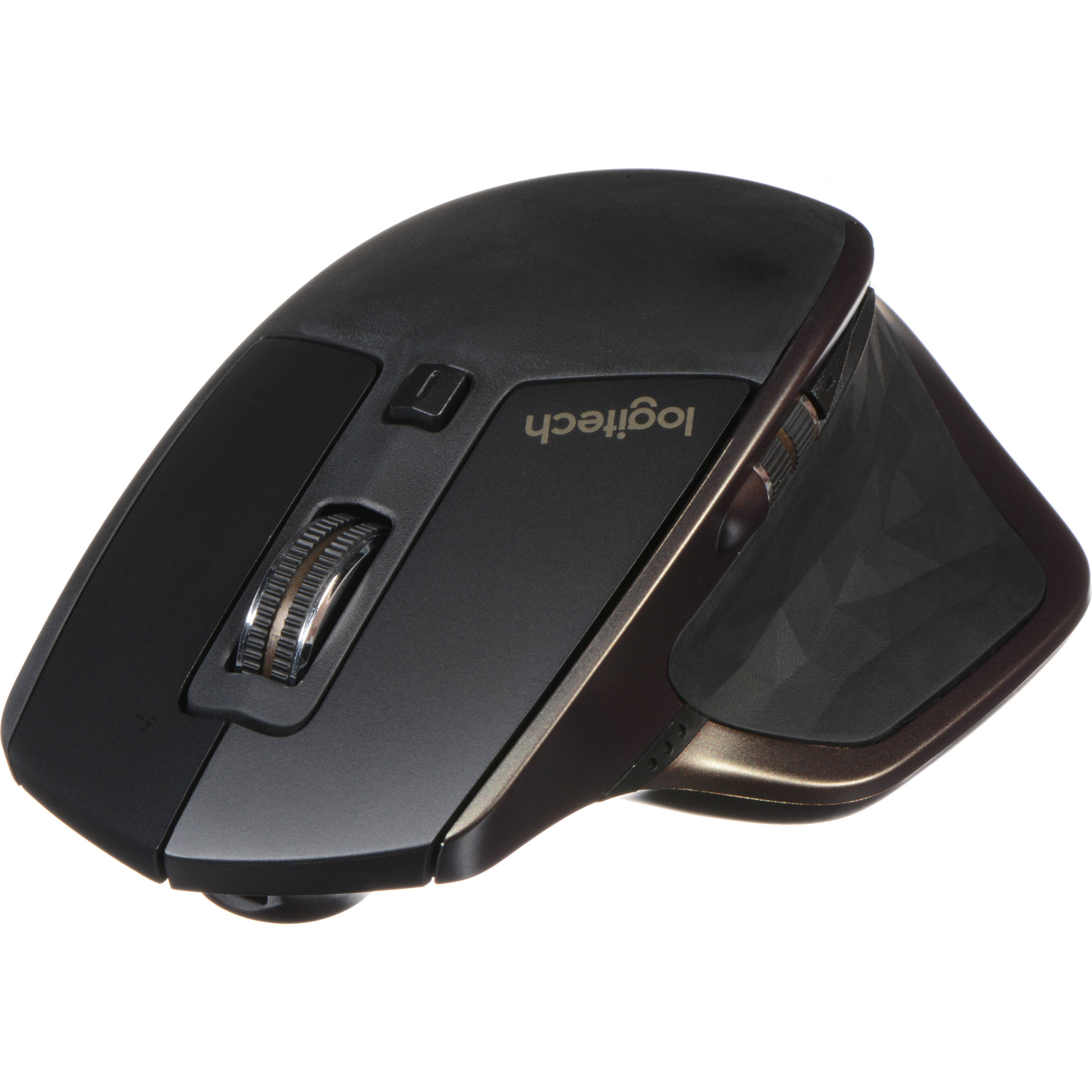 43b9cec8364 Logitech MX Master Wireless Mouse (Black) 910-005228 B&H Photo