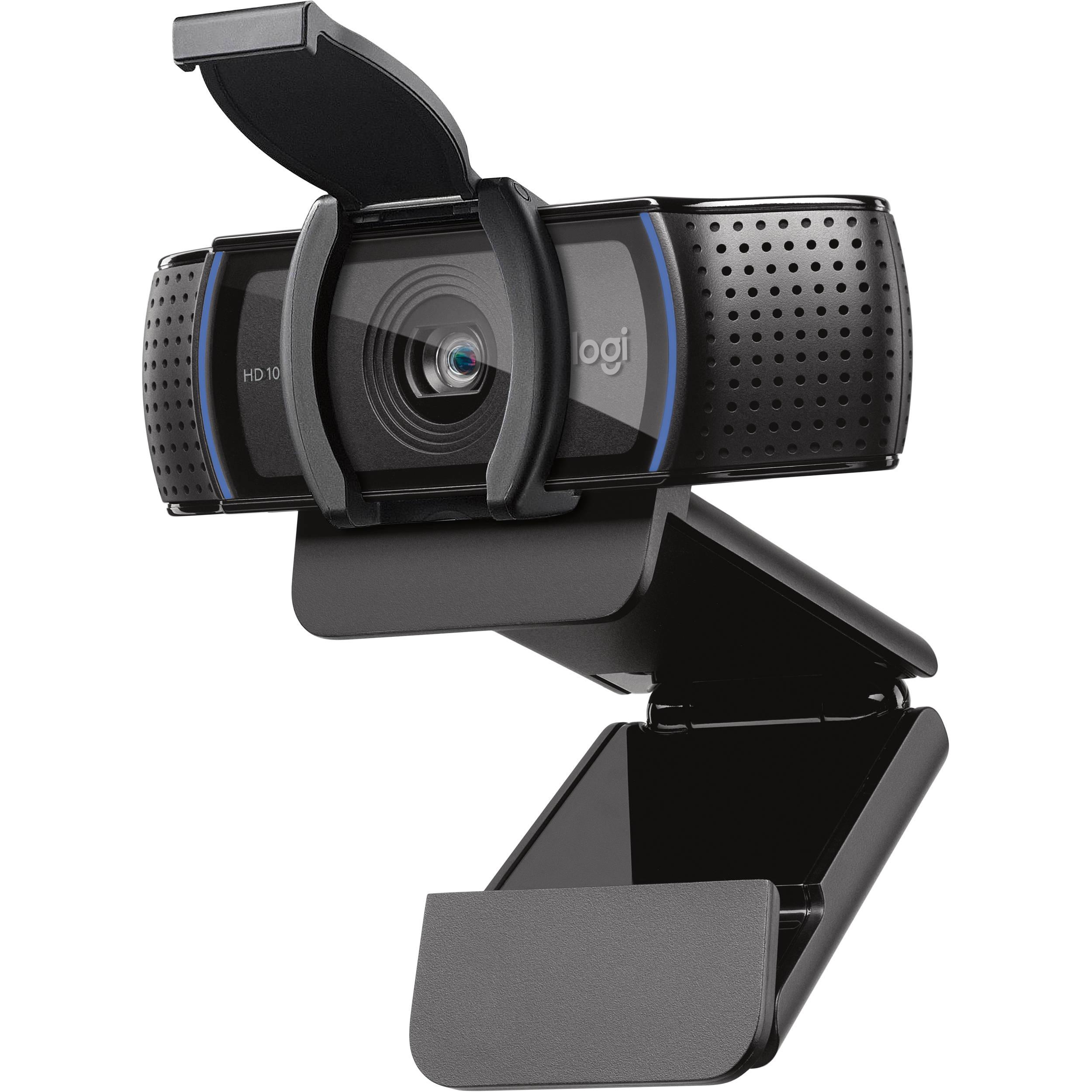 fc619413360 Logitech C920s HD Pro Webcam 960-001257 B&H Photo Video