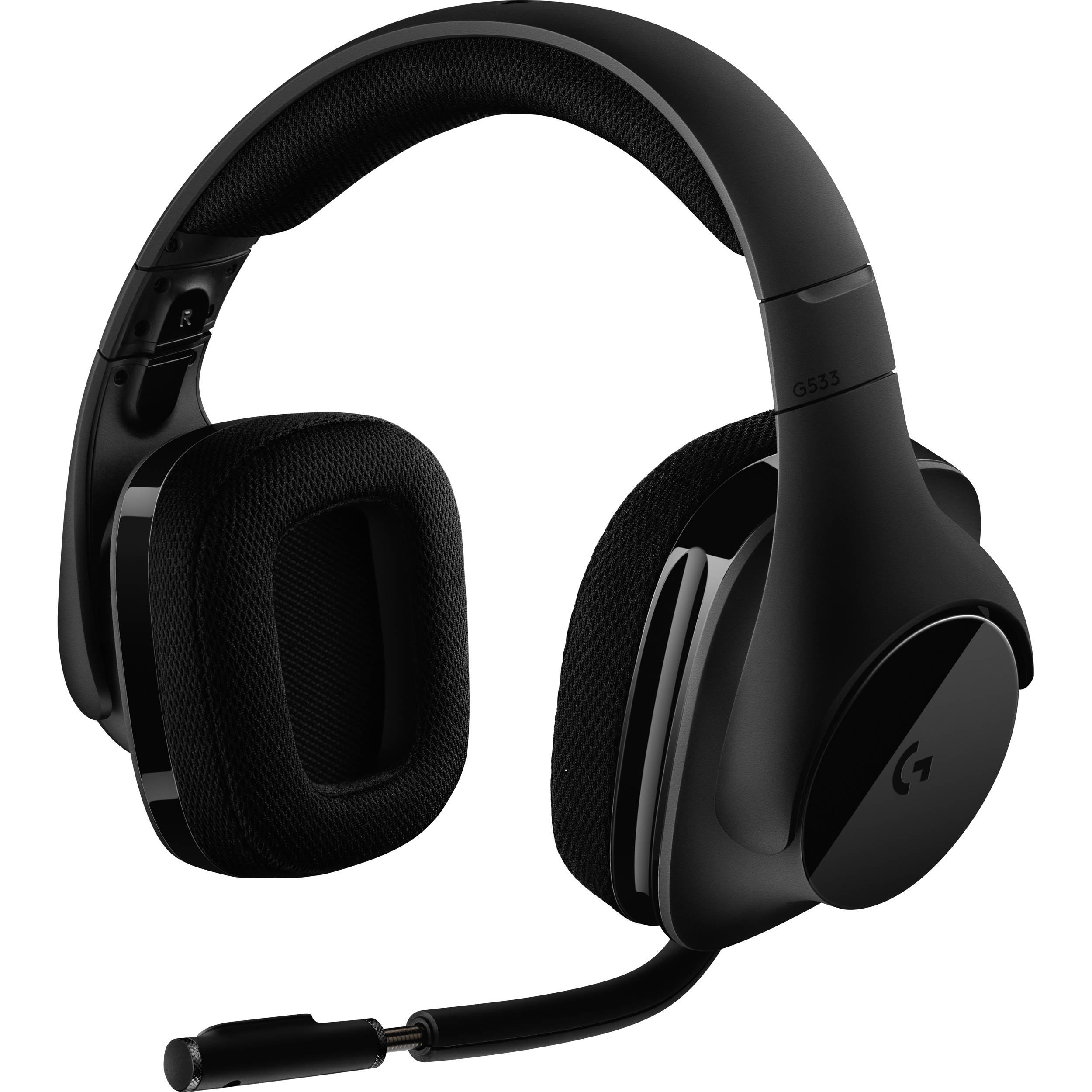 Logitech G533 Wireless 7 1 Virtual Surround Gaming 981 000632