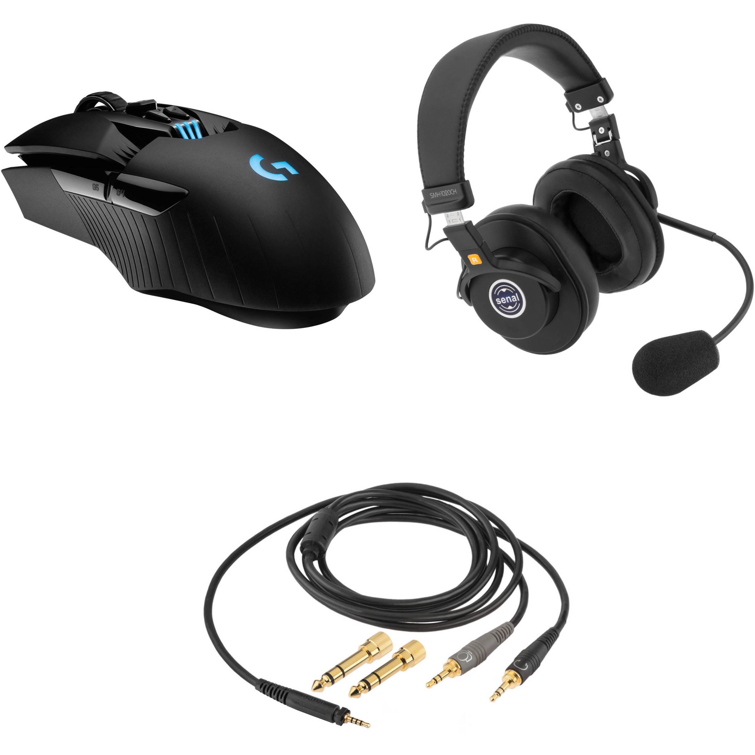 logitech wireless headset drivers windows 10