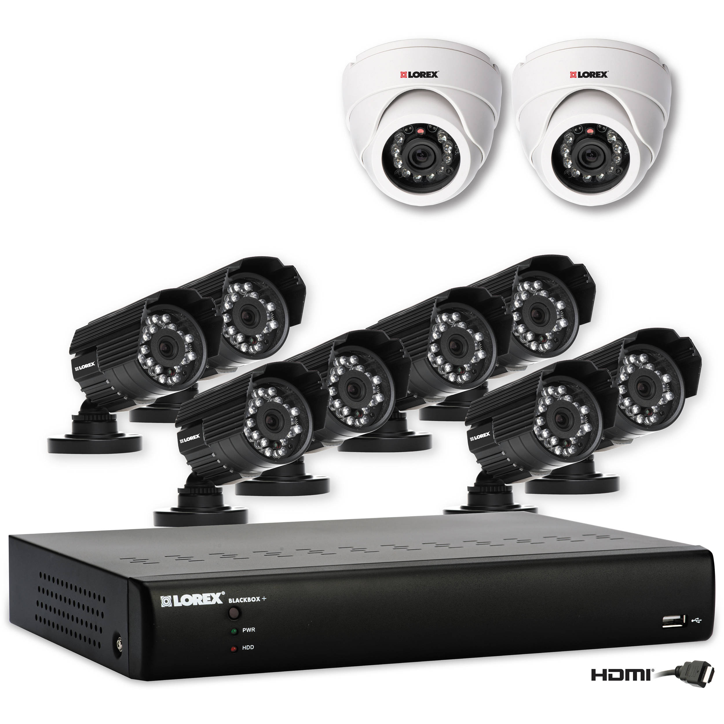 Lorex Group Buy! Buy Together and Save Together. Save 30% when when you buy products with your friends, 4K IP Security Camera System with 16 Channel NVR and 16 Outdoor 2K 4MP IP Cameras, Color Night Vision LNW. Add To Cart. $1, Free & .