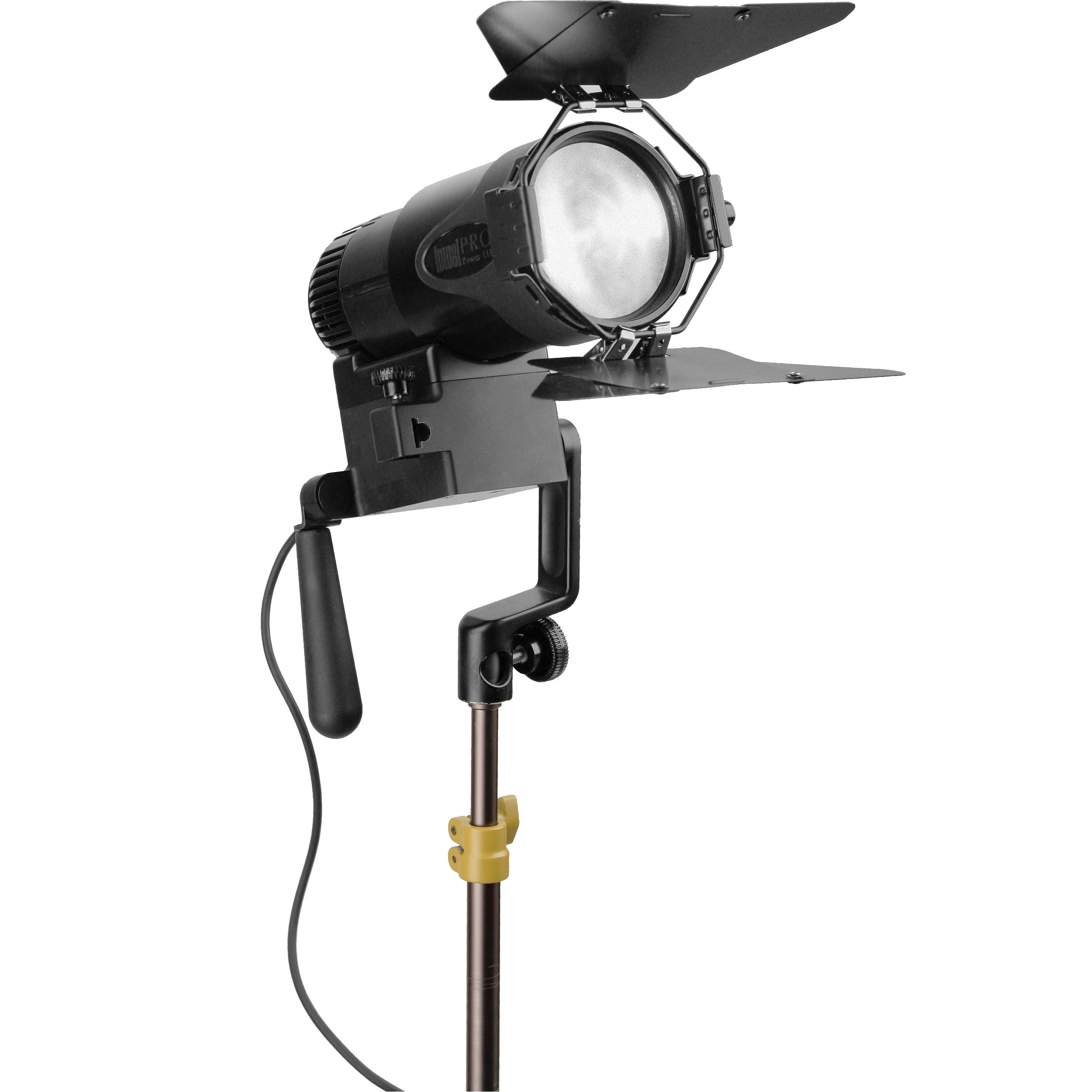 Exceptional Lowel PRO Power Tungsten LED Fresnel Great Ideas