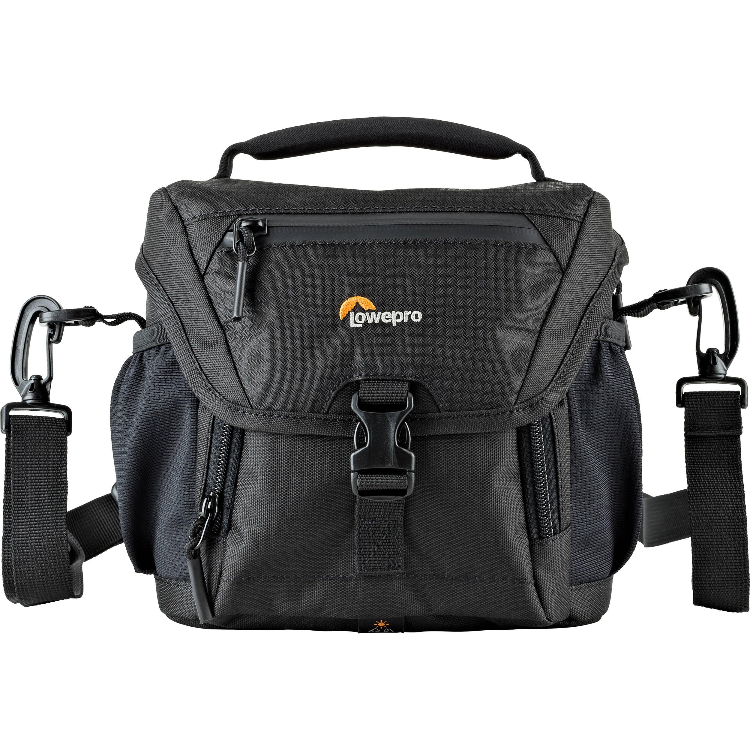 Lowepro Nova 140 Aw Ii Camera Bag Black