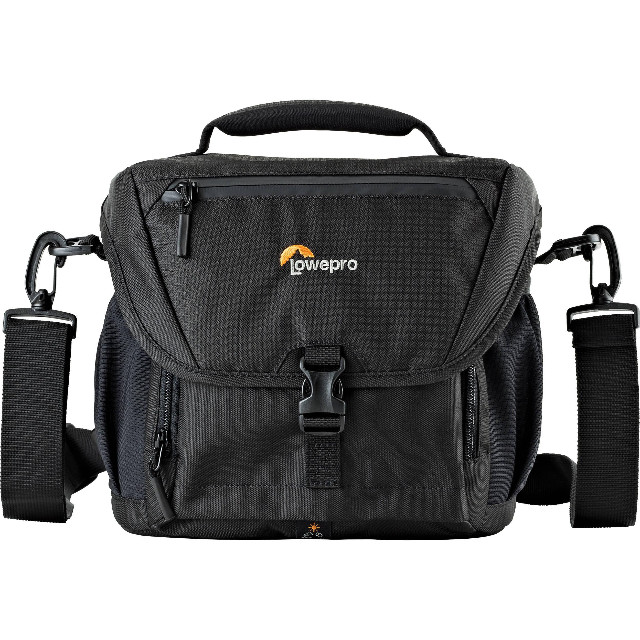 Lowepro Nova 170 Aw Ii Camera Bag Black