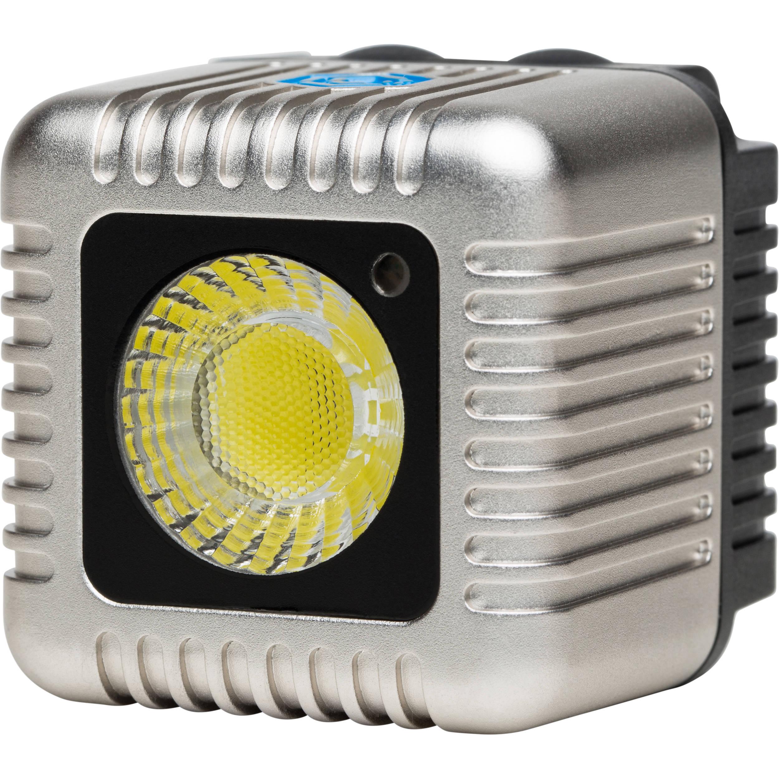 lume cube 1500 lumen light silver lc 11s b h photo video. Black Bedroom Furniture Sets. Home Design Ideas