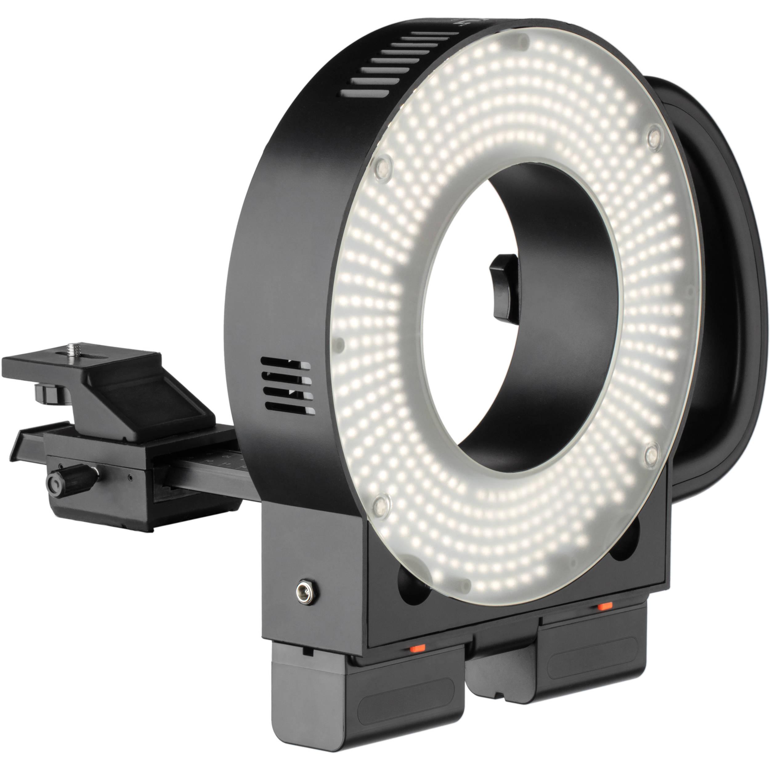 Luxli SFT-50R On-Camera LED Ring Light (Daylight) SFT-50R B&H