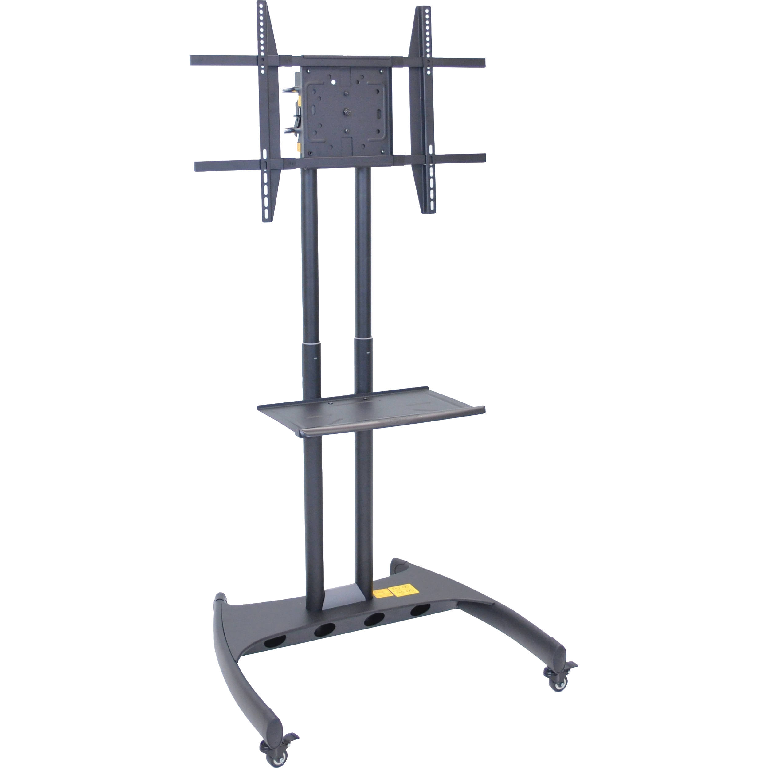 Luxor Fp3500 Adjustable Height Lcd Tv Stand Fp3500 Bh Photo